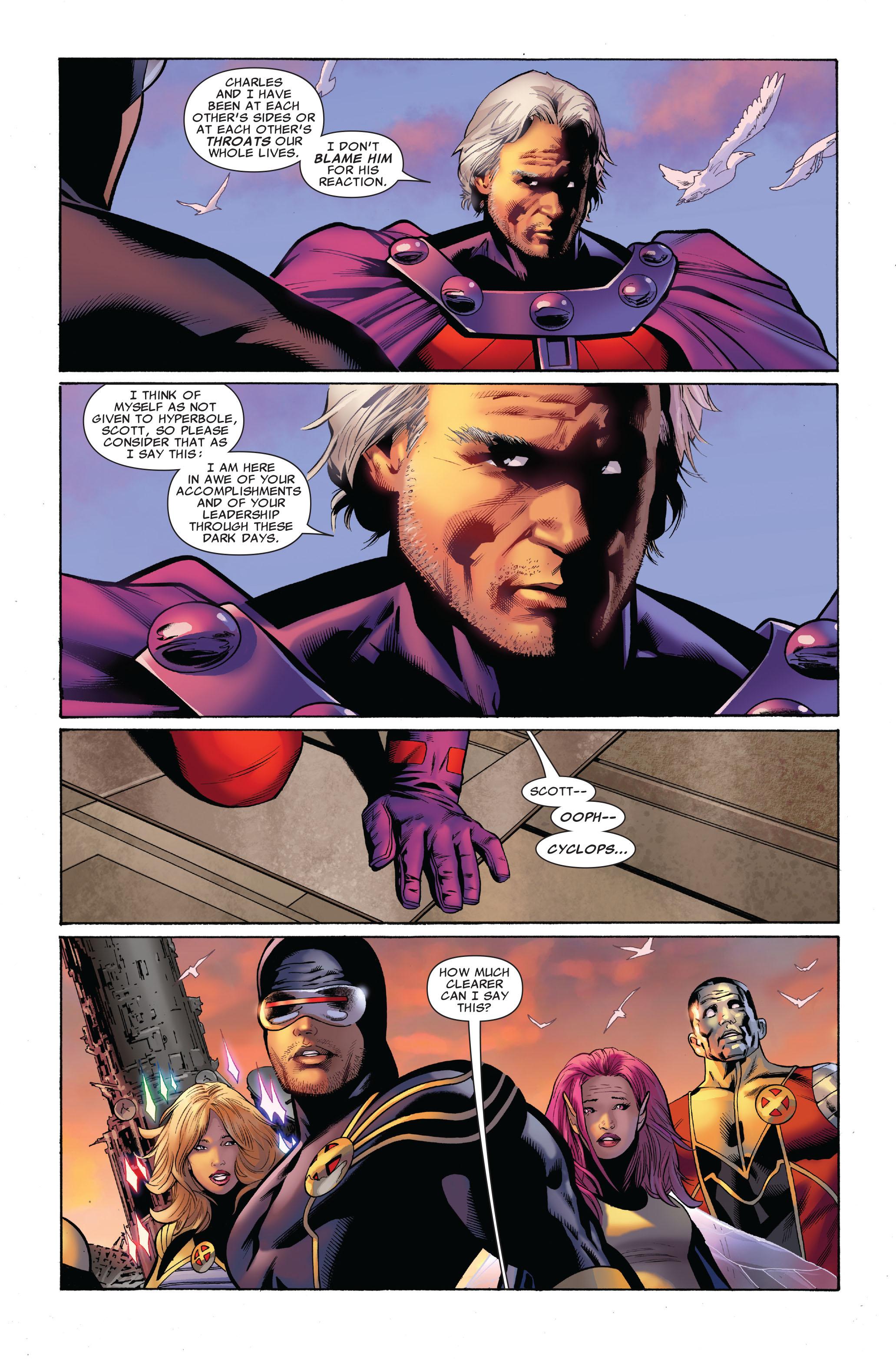 Read online Uncanny X-Men (1963) comic -  Issue #516 - 12