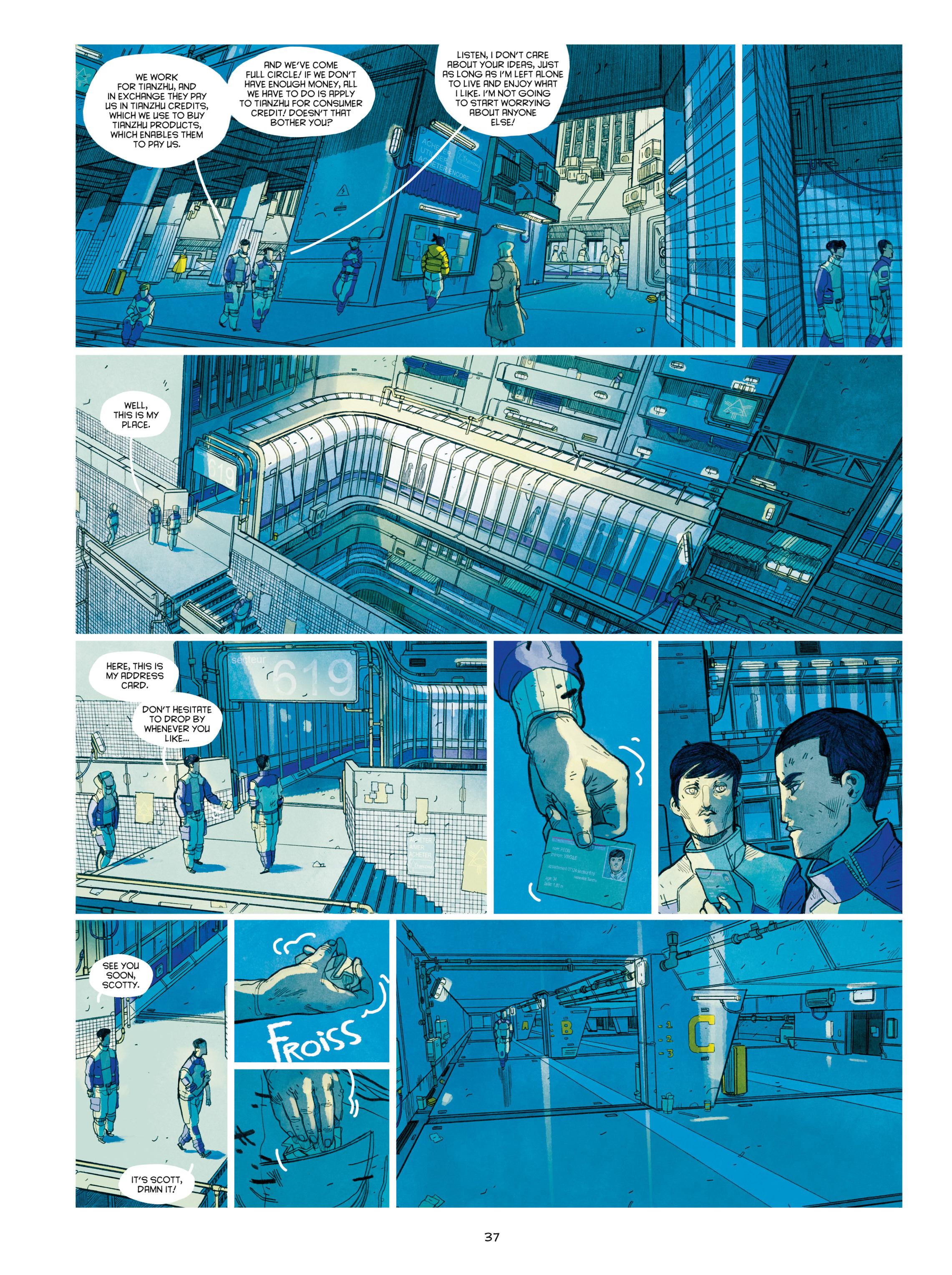 Read online Shangri-La comic -  Issue # Full - 39