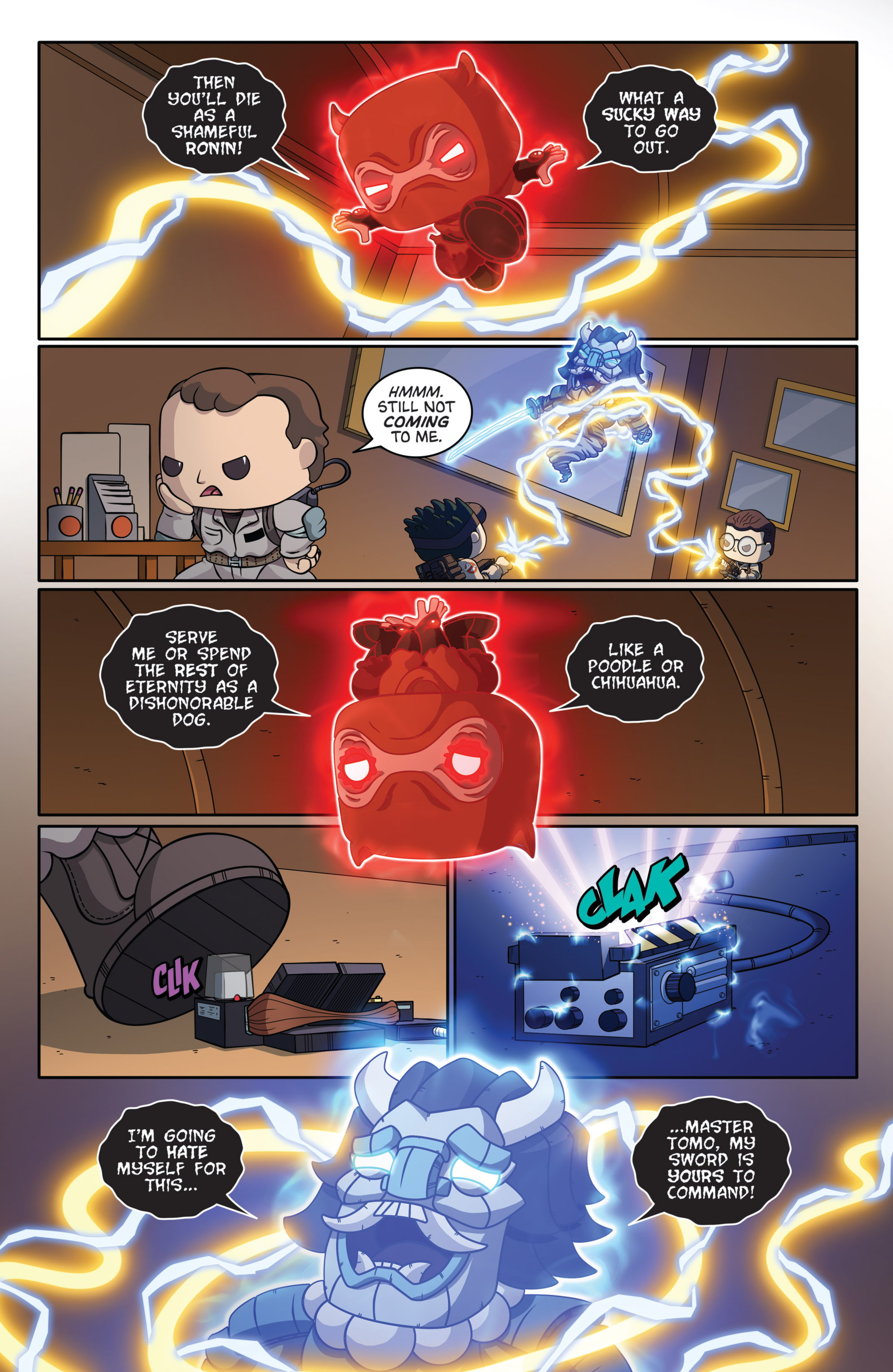 Read online Ghostbusters Funko Universe comic -  Issue # Full - 9