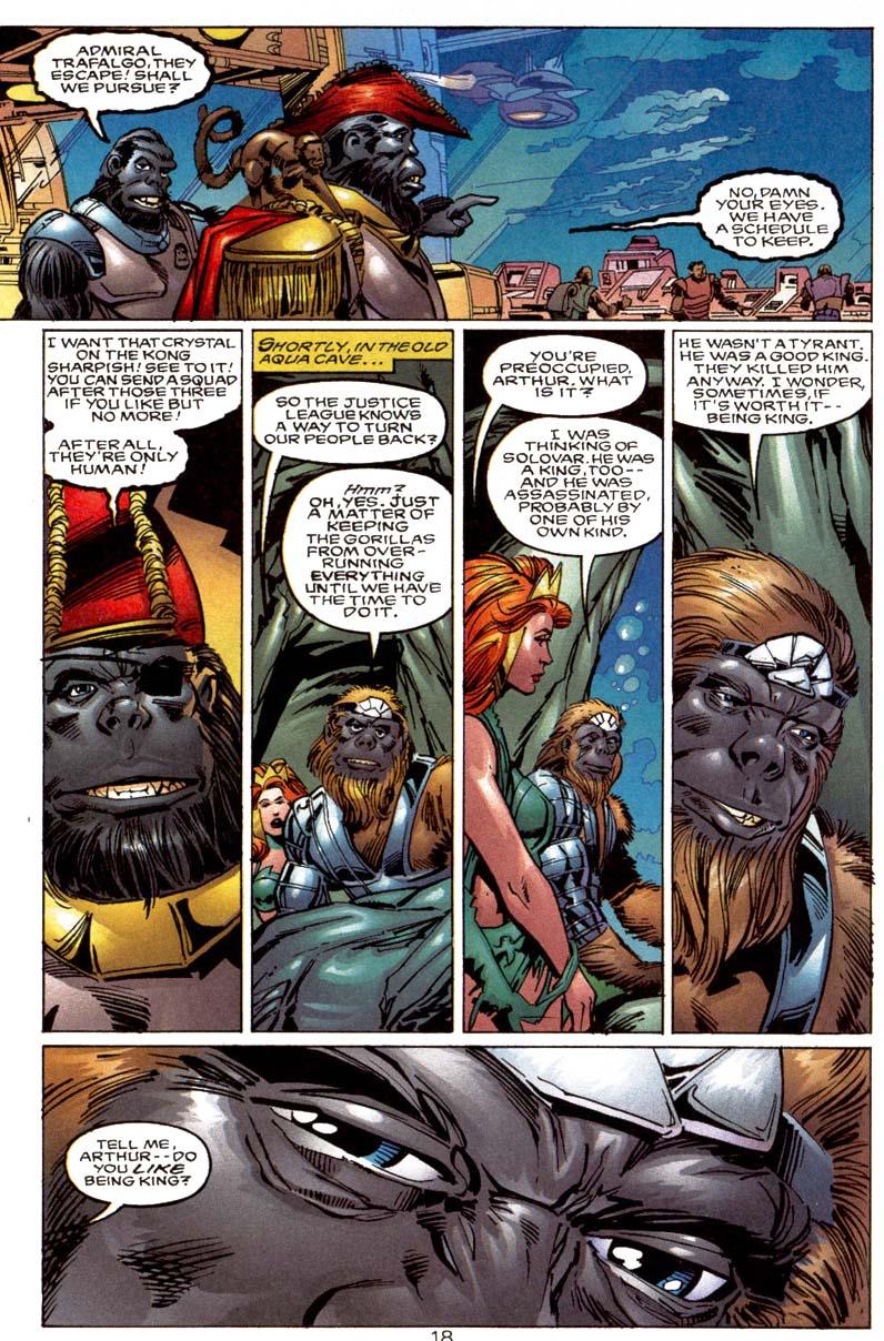 Read online Aquaman (1994) comic -  Issue #Aquaman (1994) _Annual 5 - 19