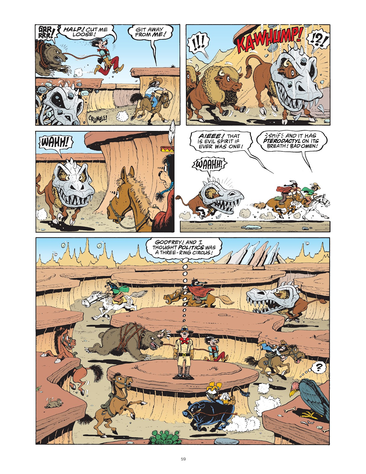 Read online The Complete Life and Times of Scrooge McDuck comic -  Issue # TPB 1 (Part 1) - 64