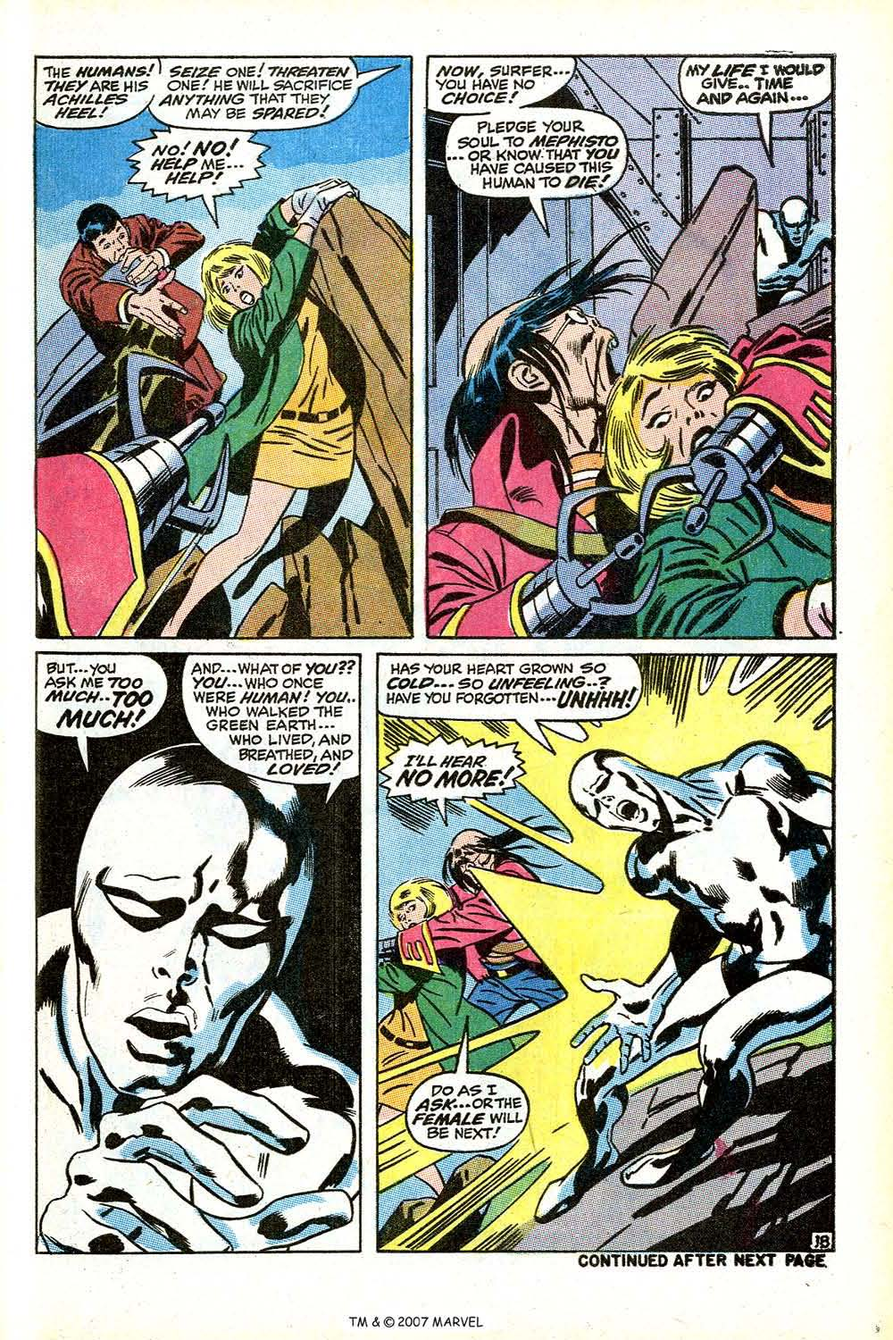 Silver Surfer (1968) Issue #9 #9 - English 29