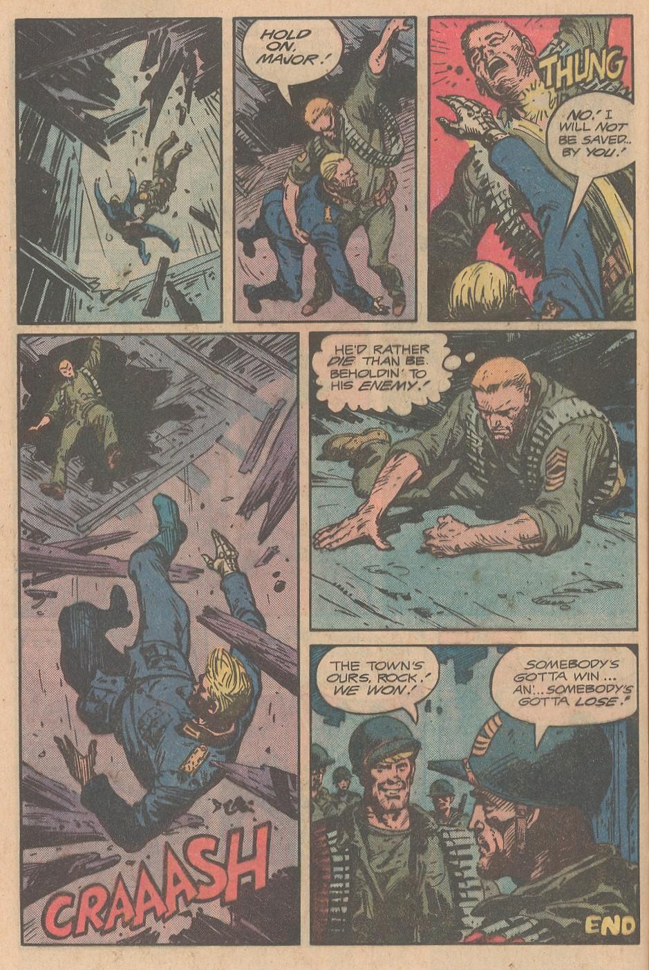 Read online Sgt. Rock comic -  Issue #345 - 12