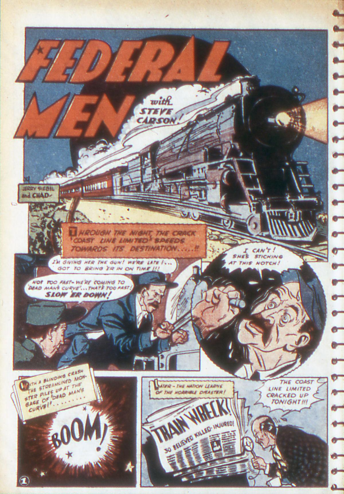 Read online Adventure Comics (1938) comic -  Issue #53 - 29