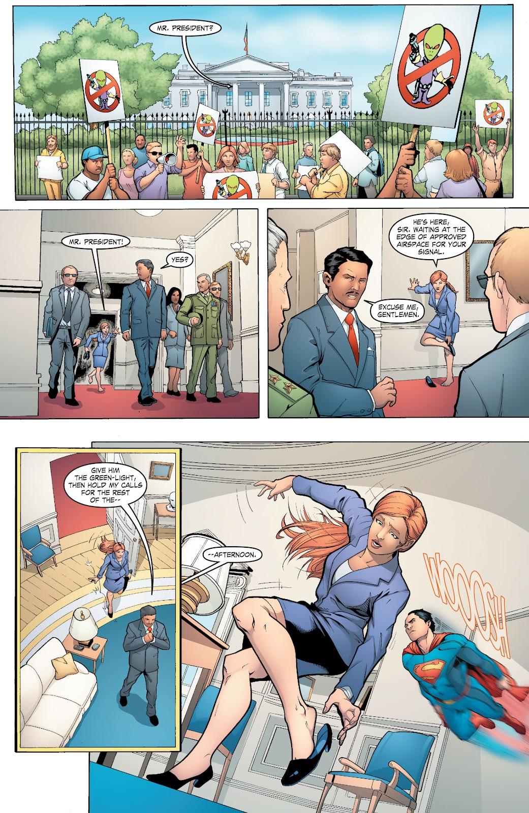 Read online Smallville Season 11 [II] comic -  Issue # TPB 6 - 59