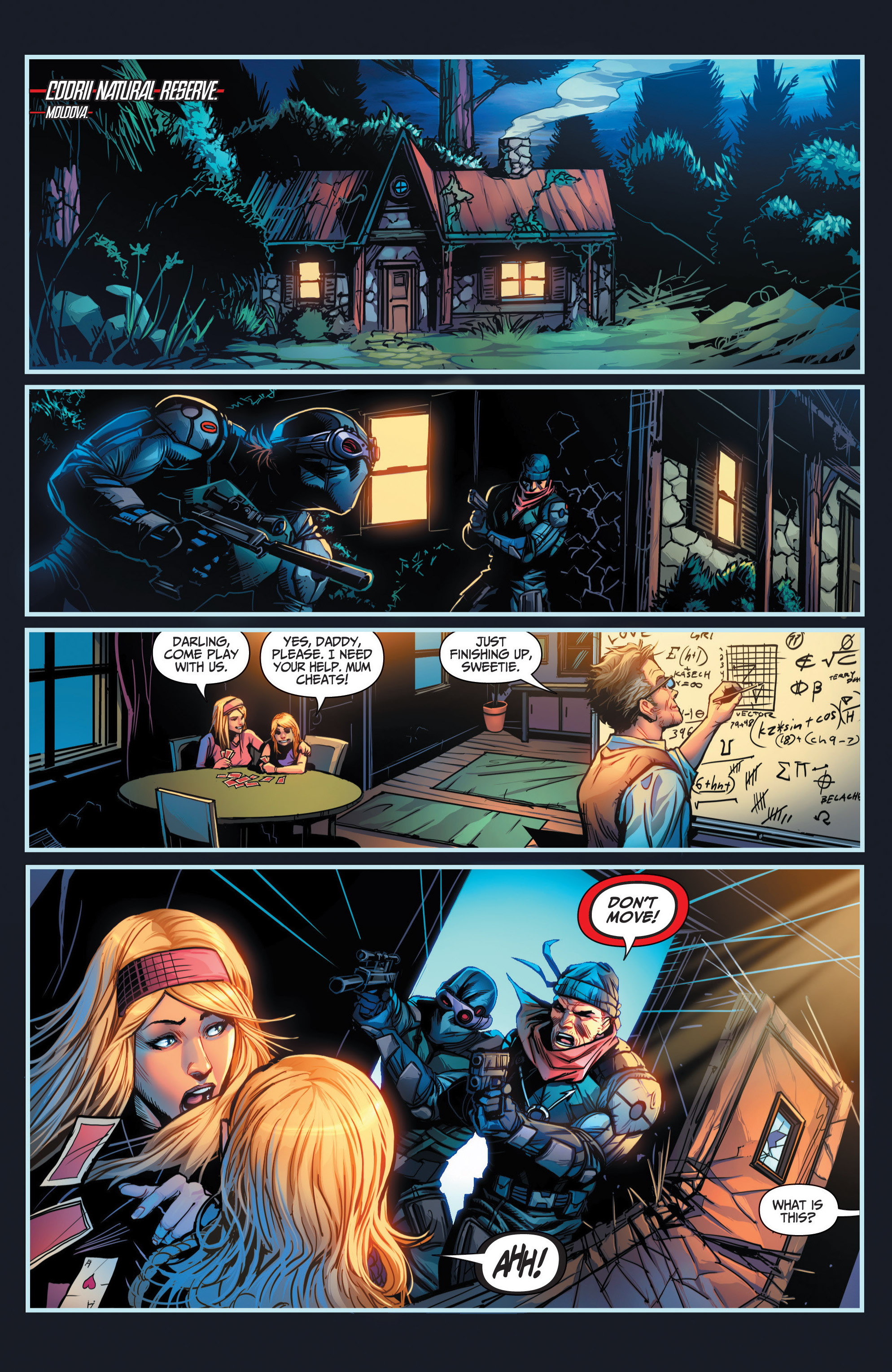 Read online Grimm Fairy Tales presents Red Agent: The Human Order comic -  Issue #6 - 3