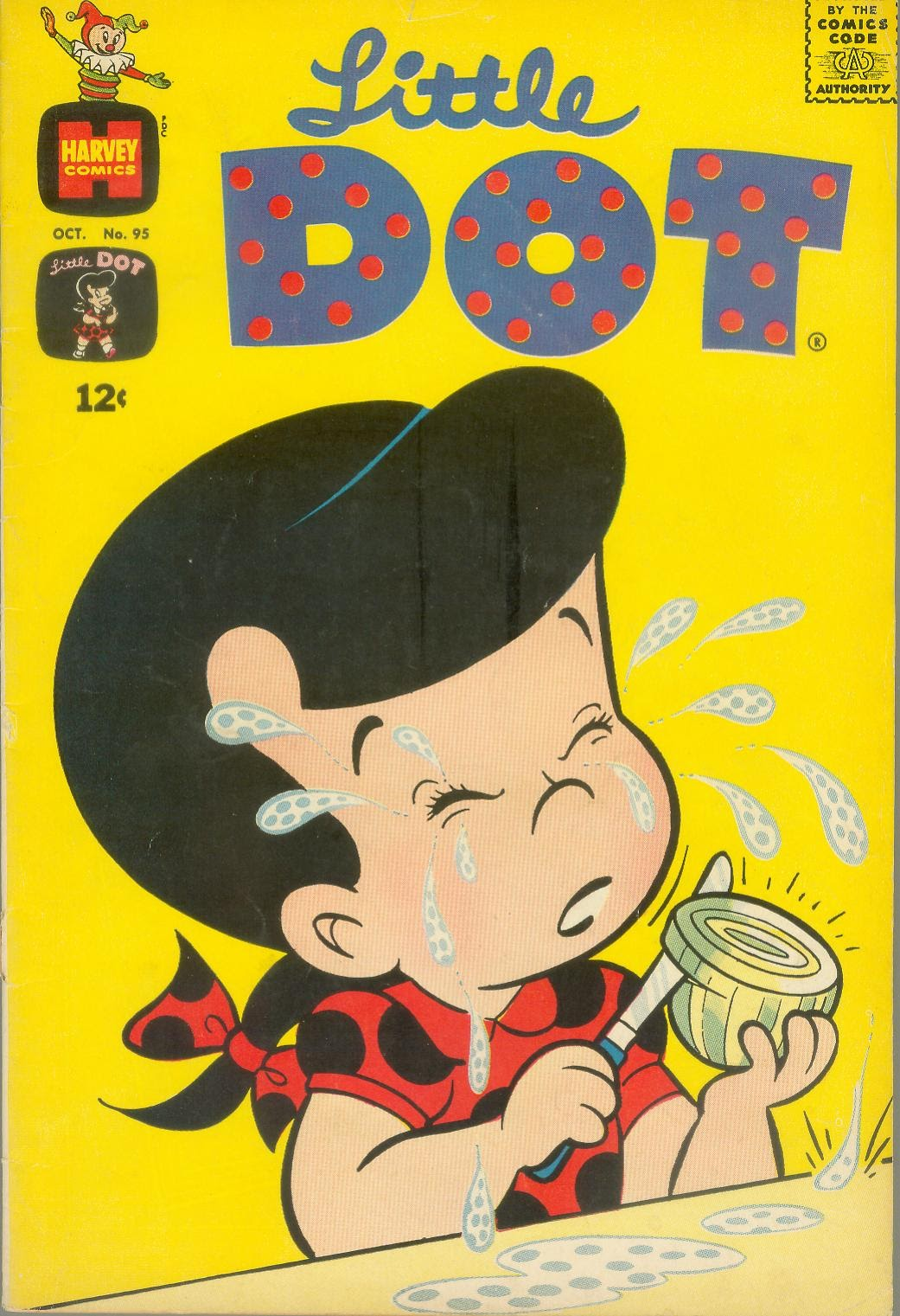 Little Dot (1953) issue 95 - Page 1