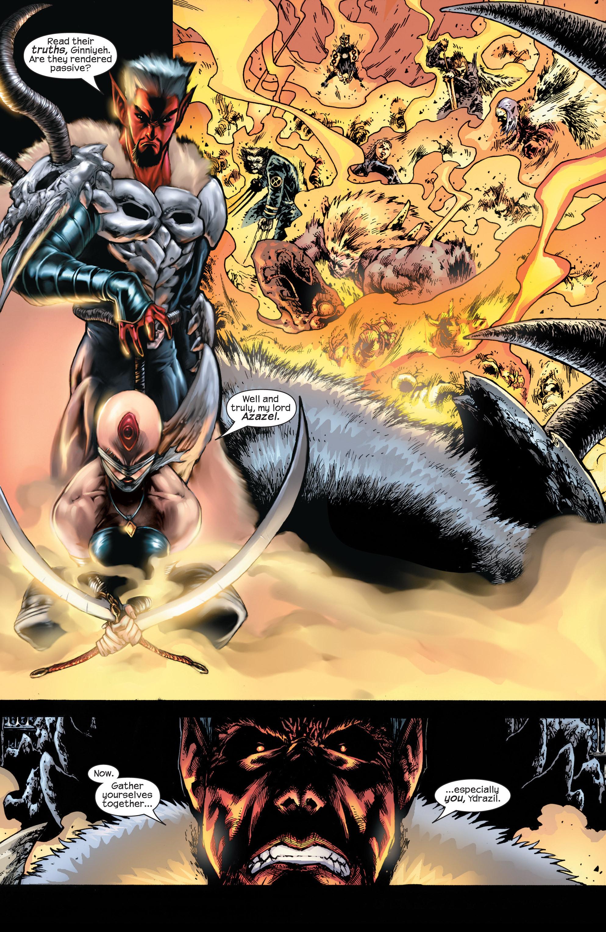 Read online Uncanny X-Men (1963) comic -  Issue #432 - 5