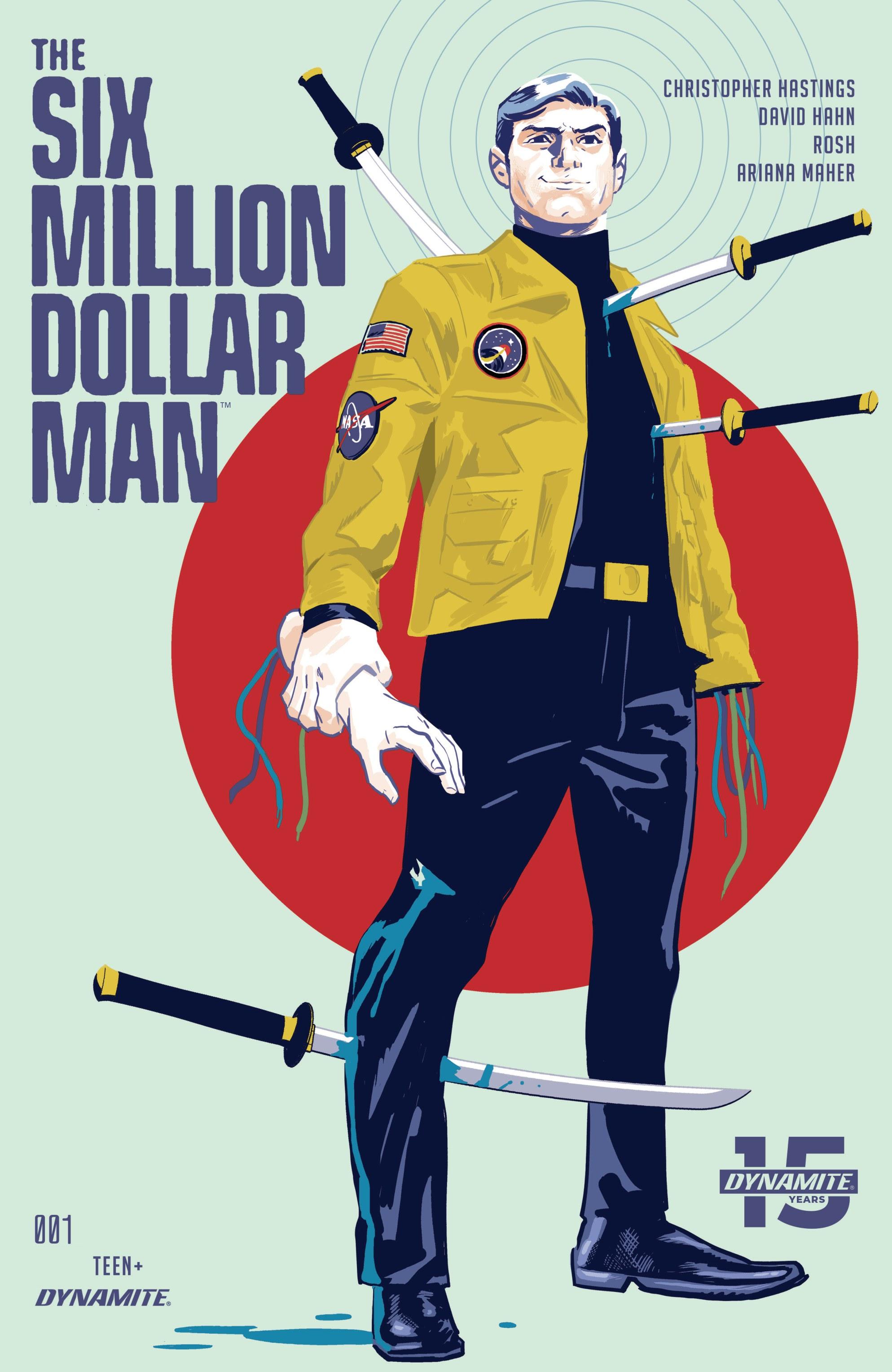 The Six Million Dollar Man 1 Page 1