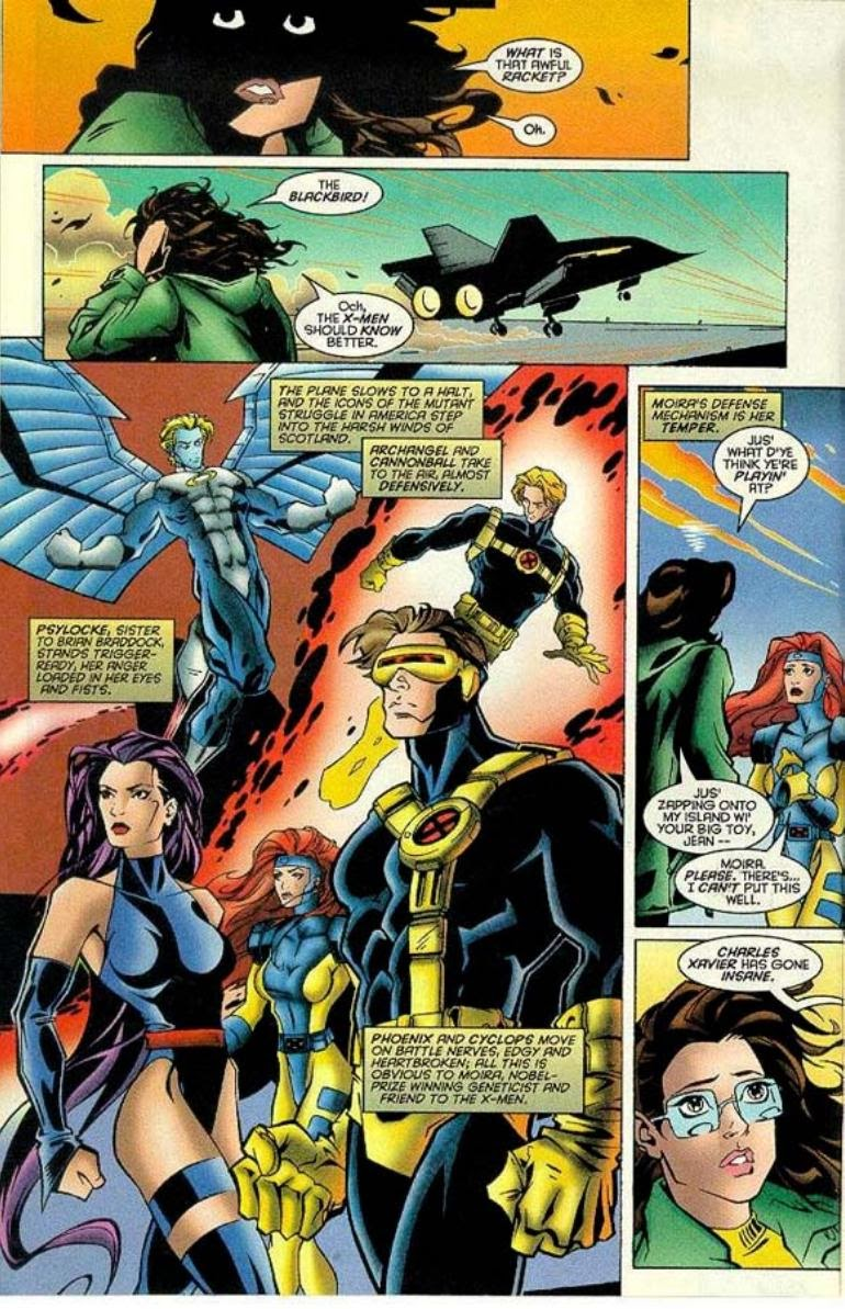 Excalibur (1988) issue 100 - Page 11