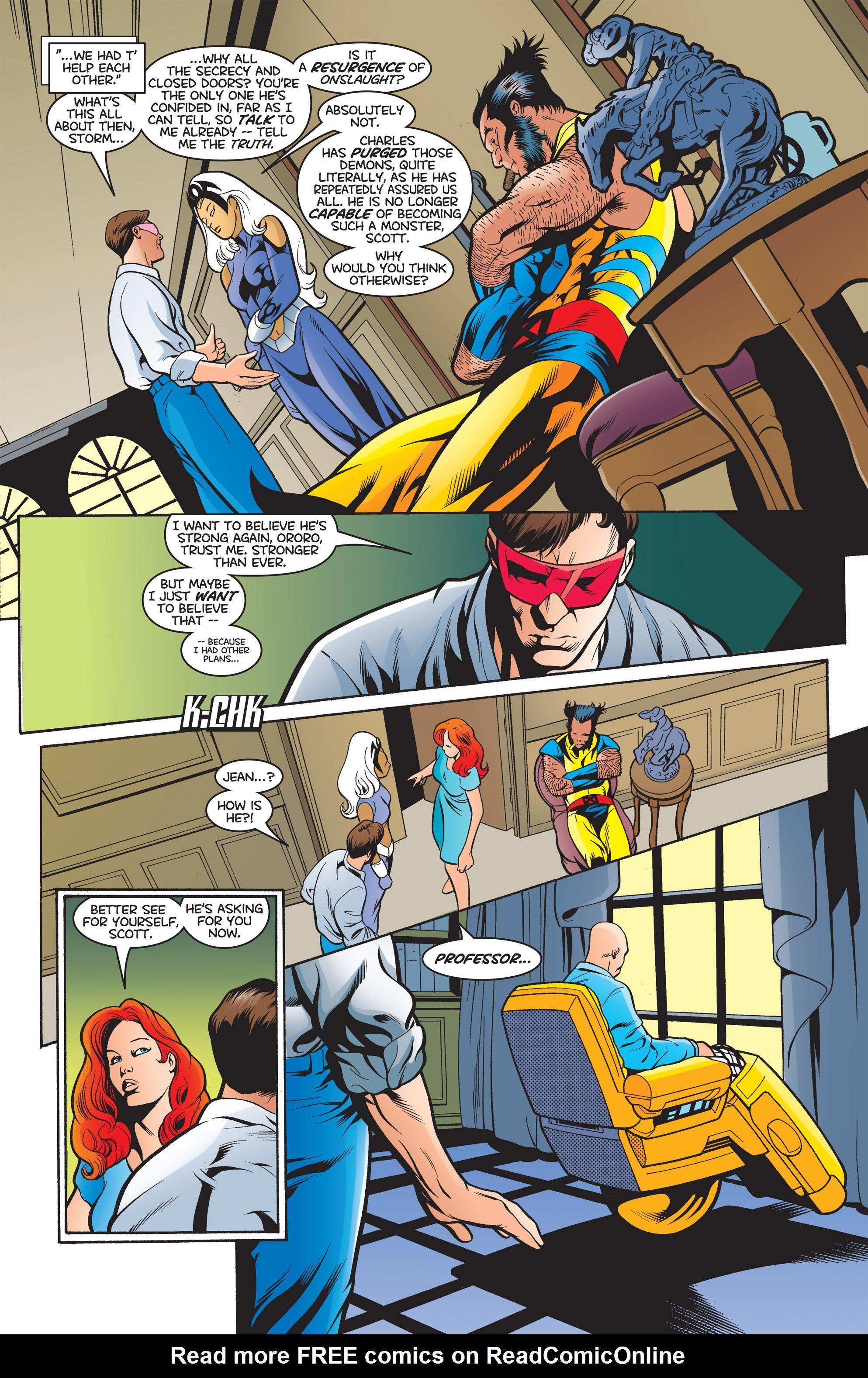 X-Men (1991) 92 Page 6