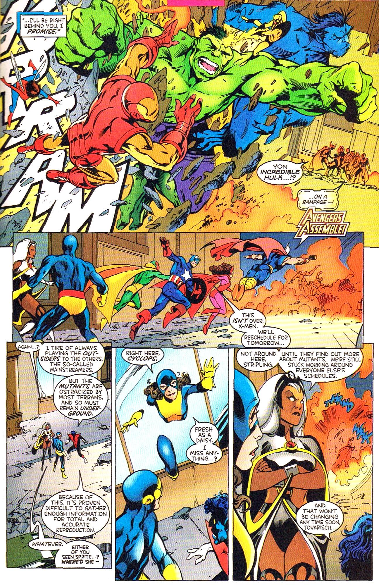 X-Men (1991) 89 Page 26