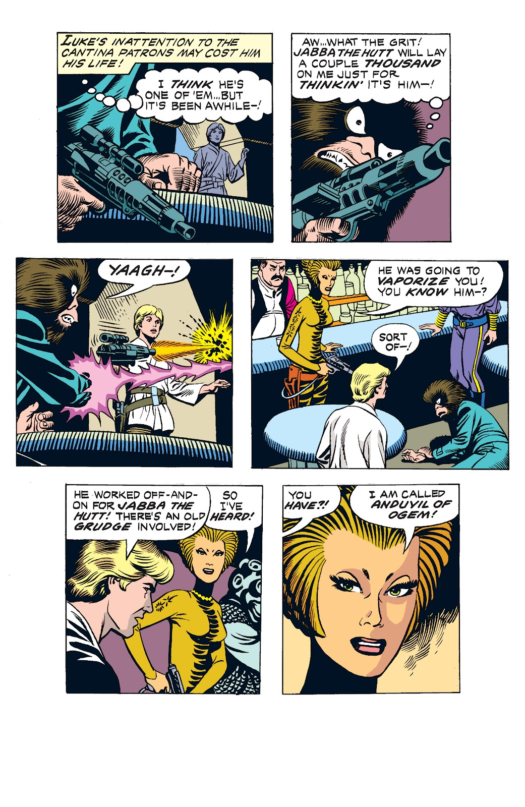 Read online Star Wars Legends: The Newspaper Strips - Epic Collection comic -  Issue # TPB (Part 2) - 28