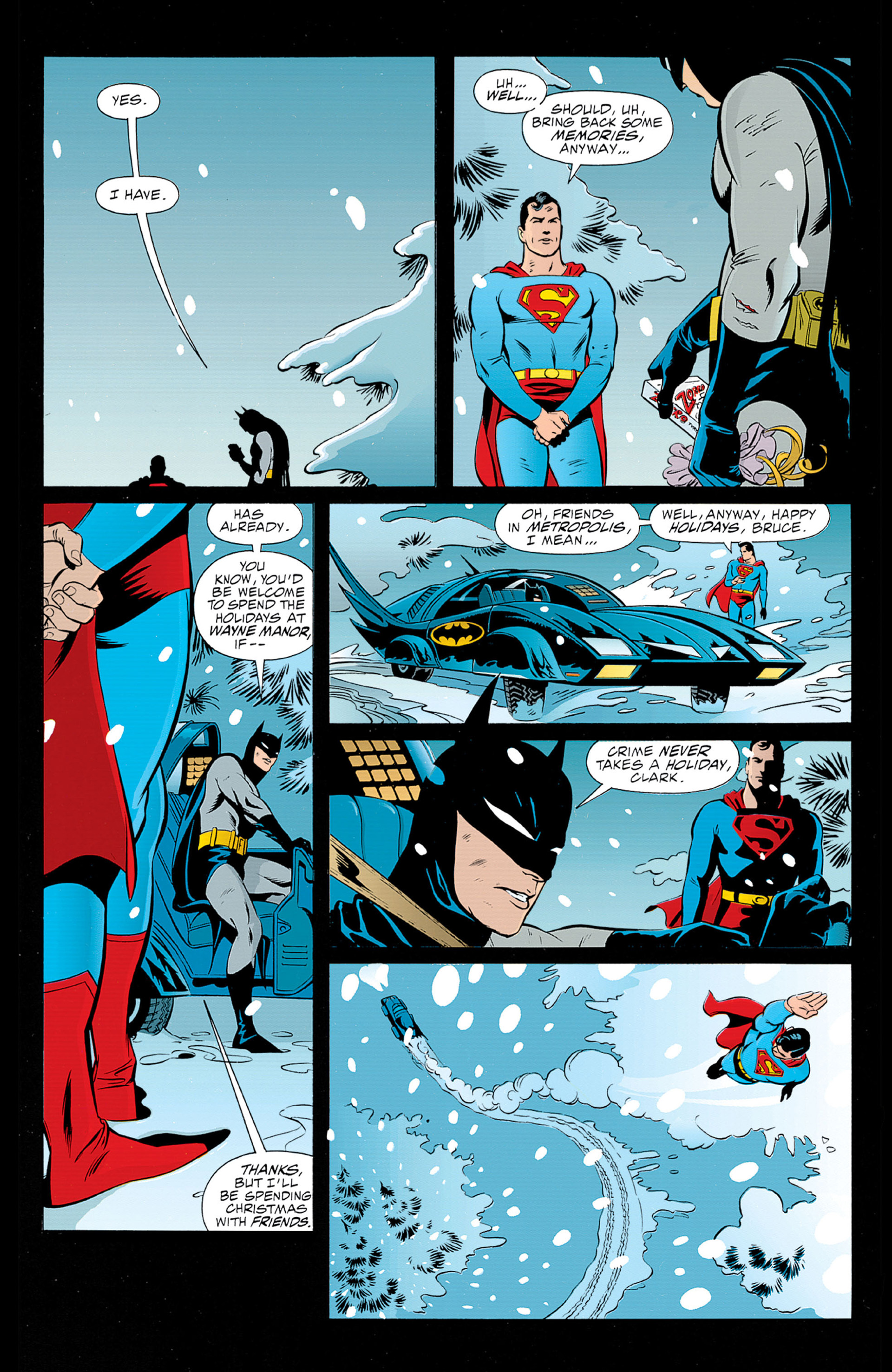Read online World's Finest (1990) comic -  Issue #2 - 49