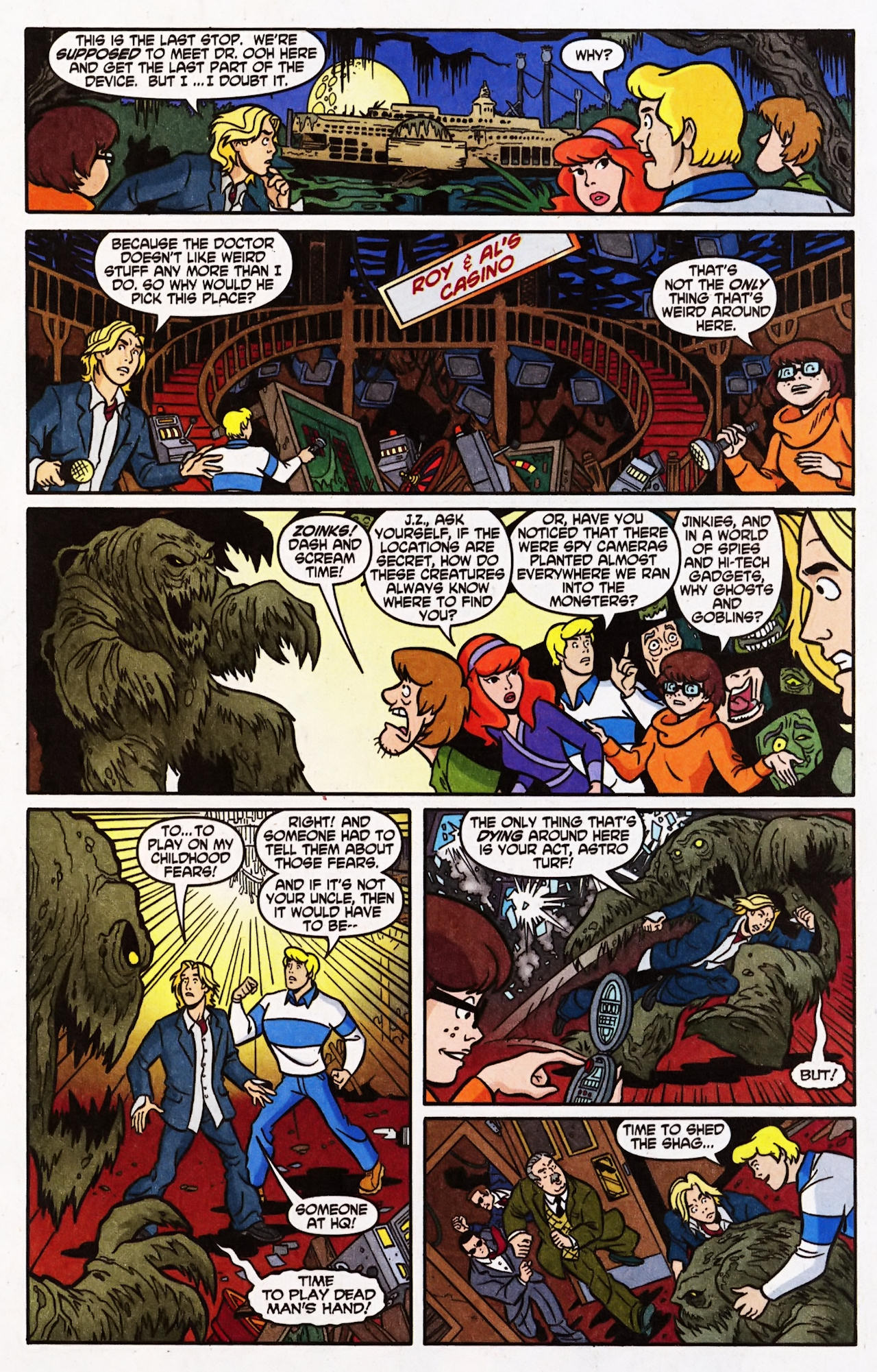 Read online Scooby-Doo (1997) comic -  Issue #138 - 10