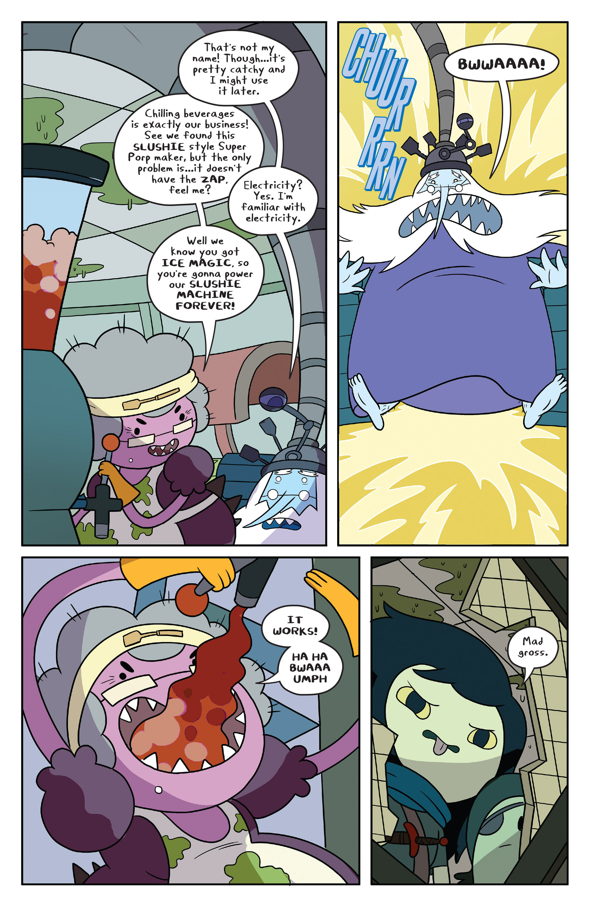 Read online Adventure Time comic -  Issue #50 - 16