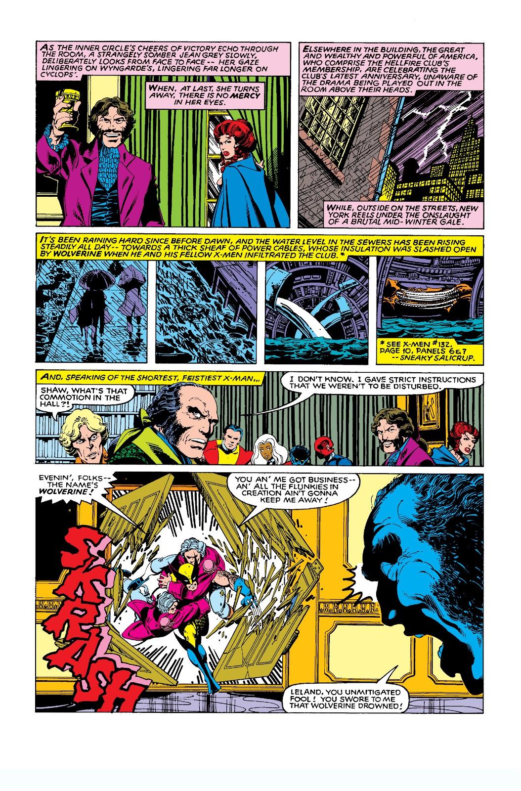 Uncanny X-Men (1963) issue 134 - Page 4