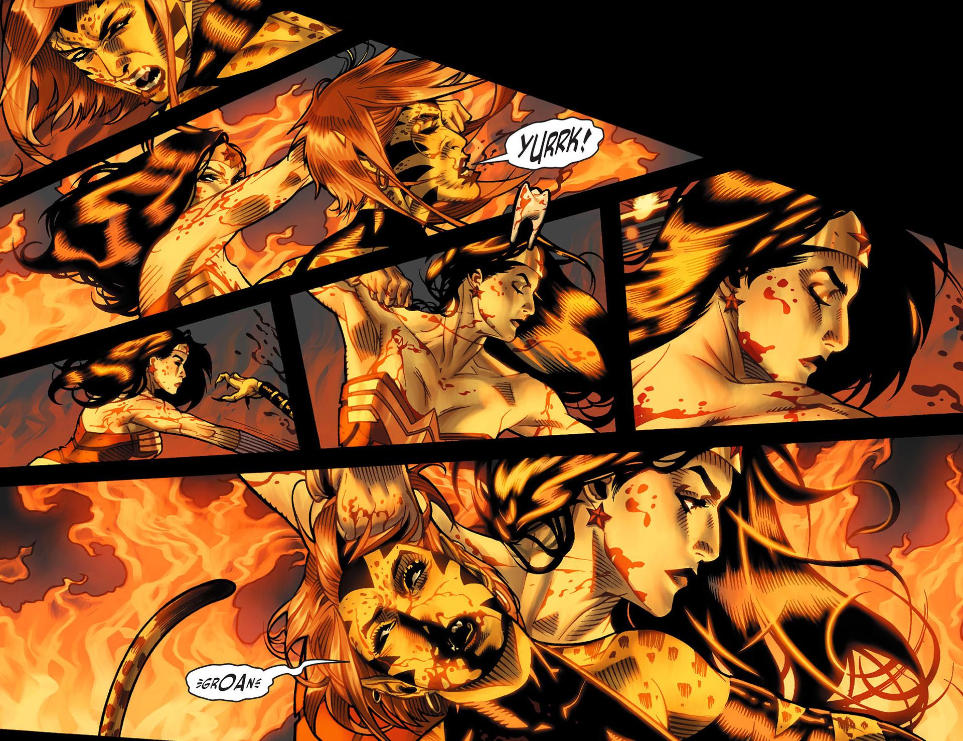 Read online Sensation Comics Featuring Wonder Woman comic -  Issue #13 - 18