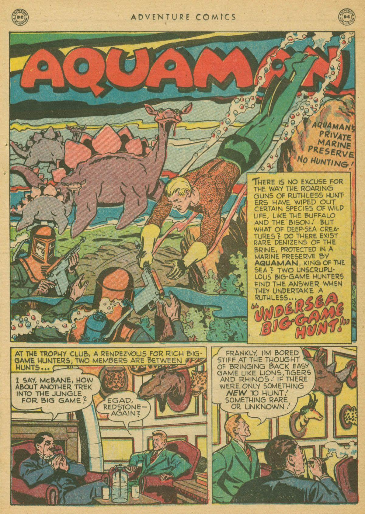 Read online Adventure Comics (1938) comic -  Issue #142 - 24