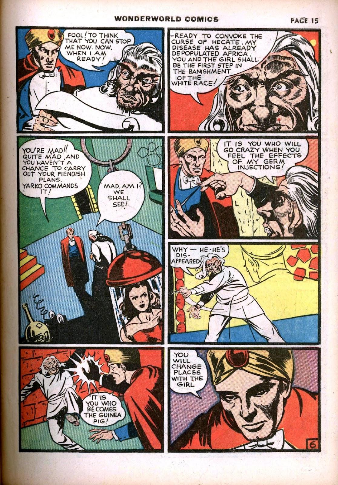 Wonderworld Comics issue 14 - Page 17
