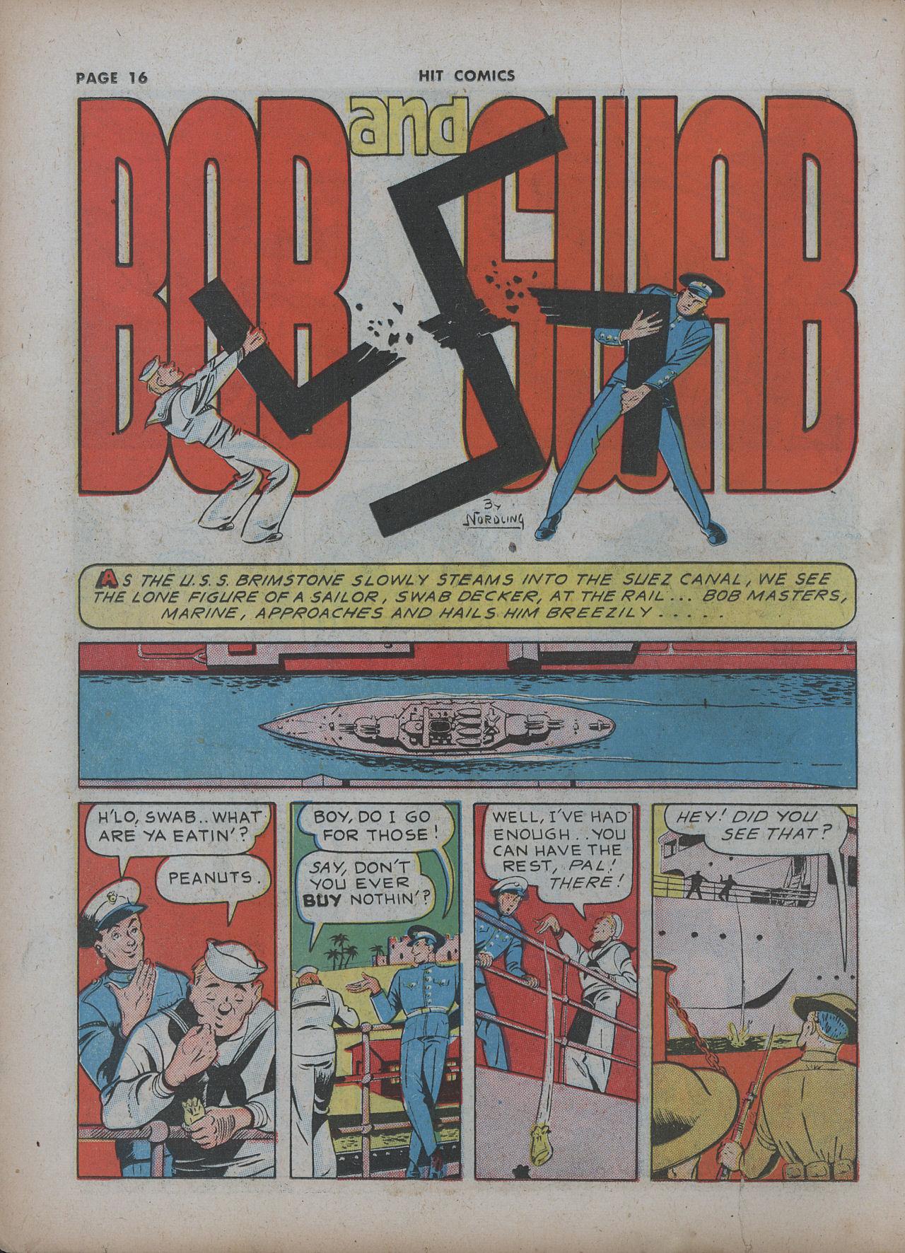 Read online Hit Comics comic -  Issue #22 - 18