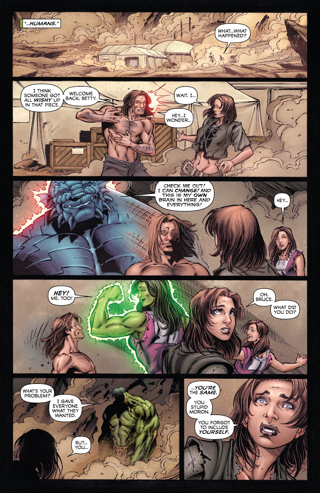 Read online Incredible Hulks (2010) comic -  Issue # _TPB Heart of the Monster - 123