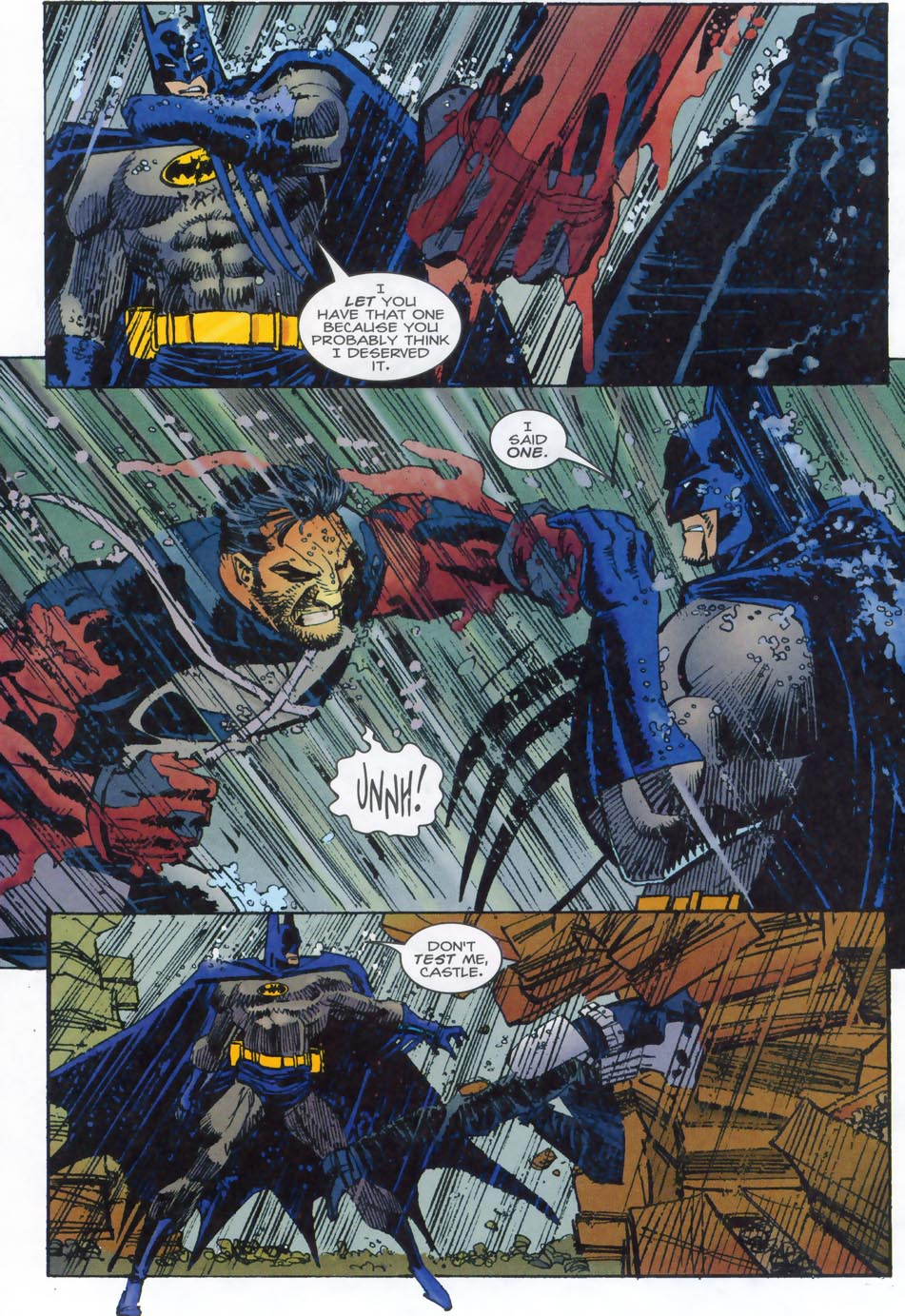 Read online Punisher/Batman: Deadly Knights comic -  Issue # Full - 45