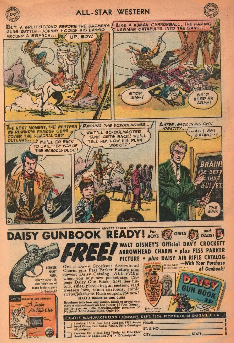 Read online All-Star Western (1951) comic -  Issue #87 - 8