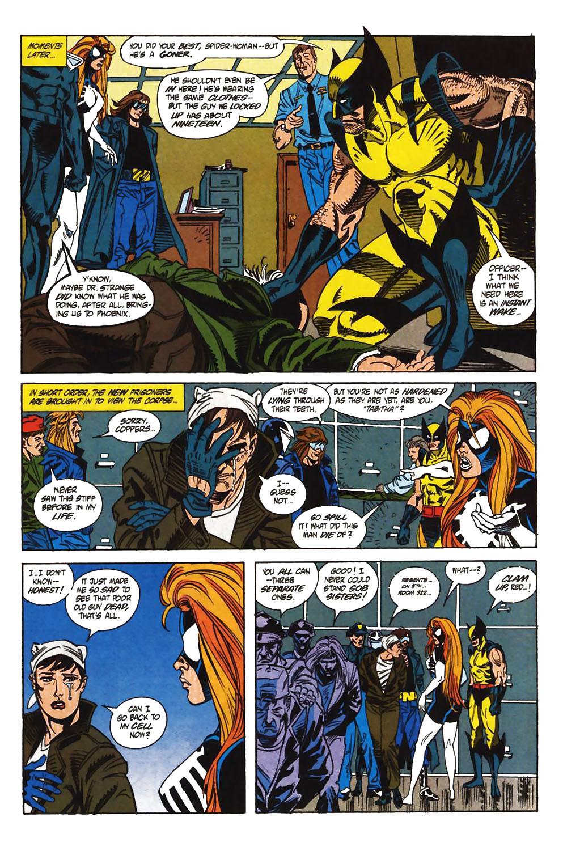 Read online Secret Defenders comic -  Issue #1 - 16