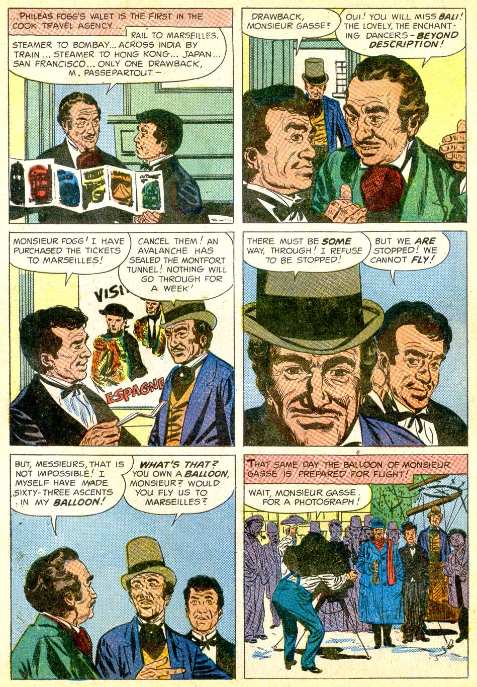 Four Color Comics issue 784 - Page 5