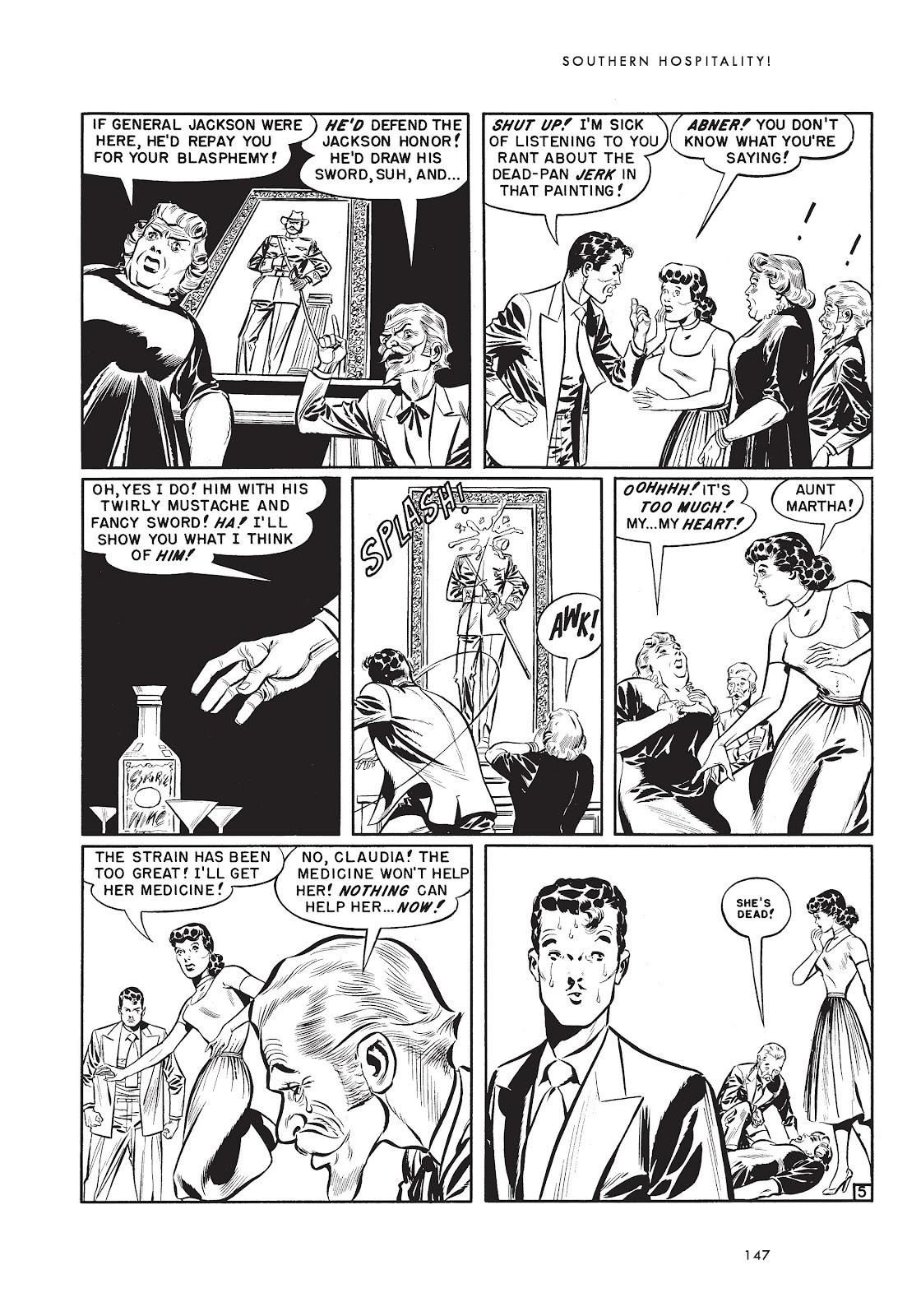Read online Voodoo Vengeance and Other Stories comic -  Issue # TPB (Part 2) - 65