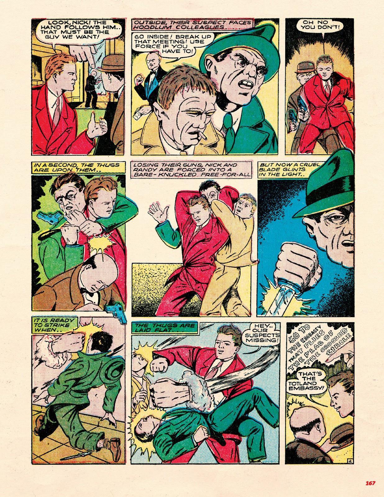 Read online Super Weird Heroes comic -  Issue # TPB 1 (Part 2) - 67