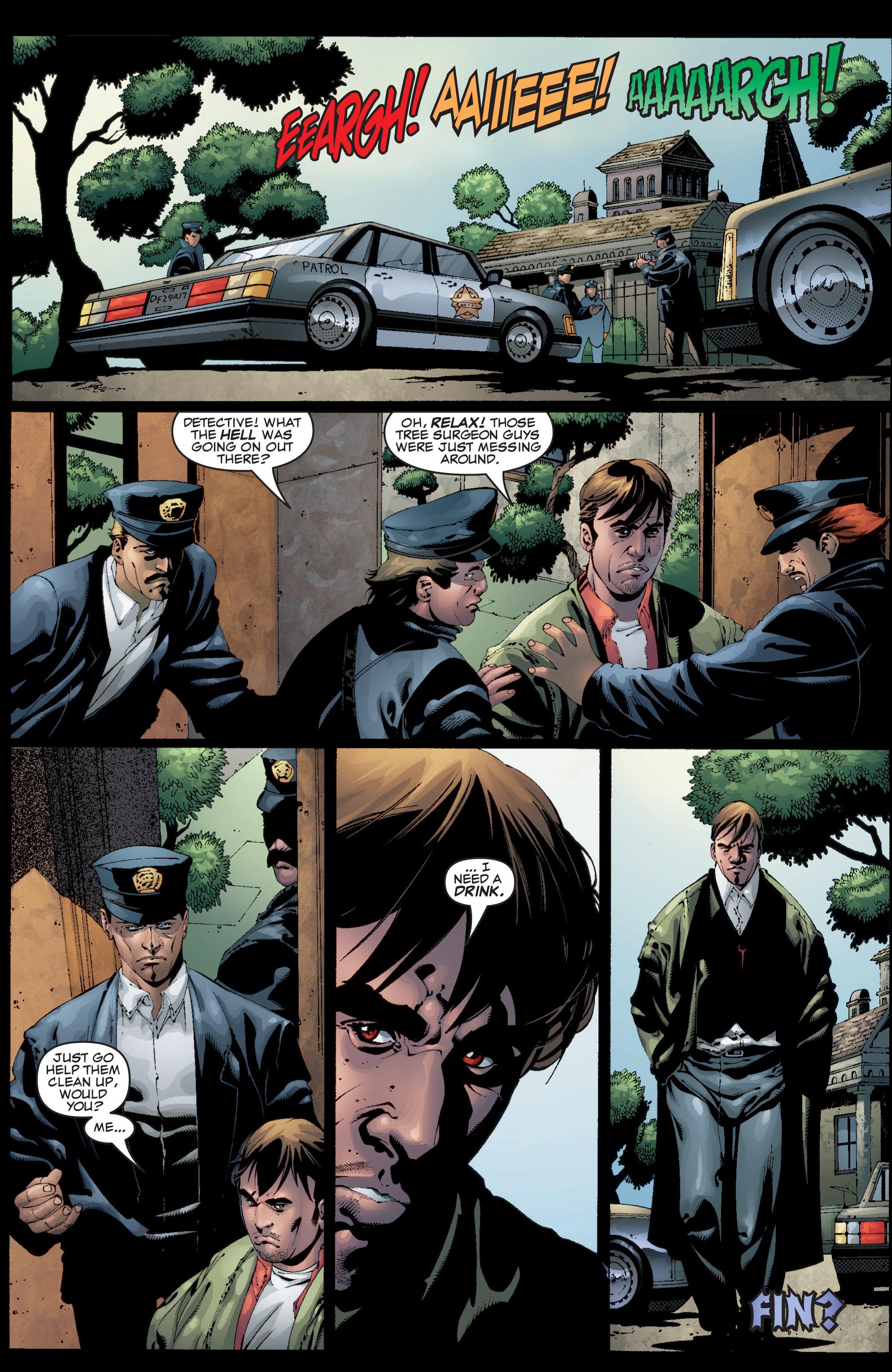 Read online Shadowman (1999) comic -  Issue #5 - 24
