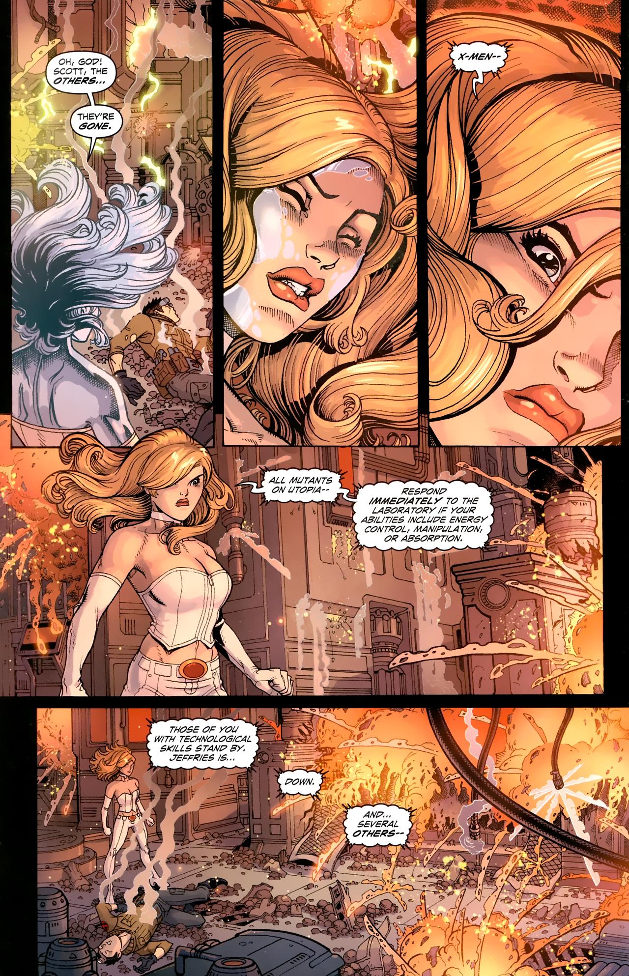 Read online Uncanny X-Men (1963) comic -  Issue # _Annual 3 (2011) - 9