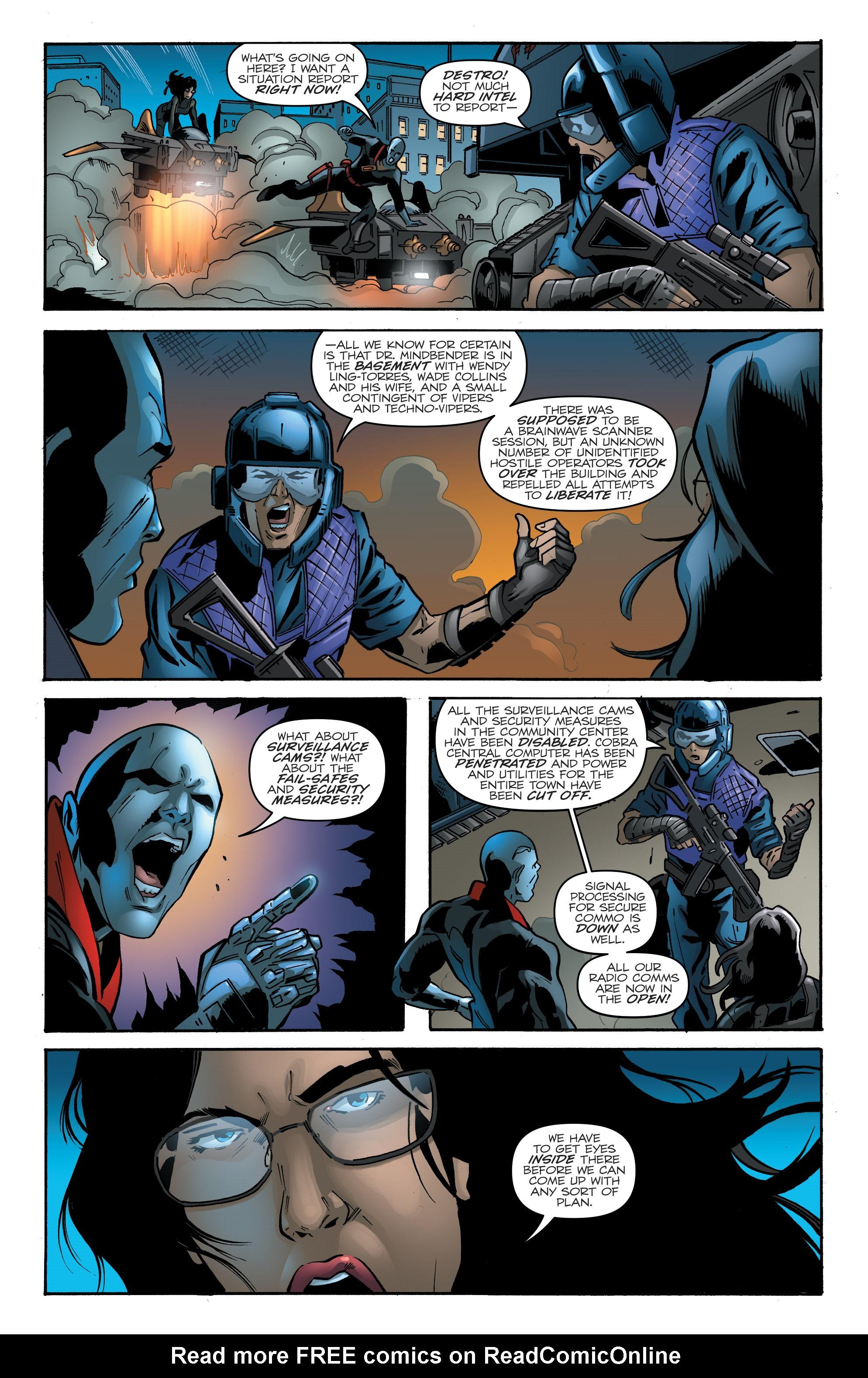 Read online G.I. Joe: A Real American Hero comic -  Issue #240 - 4