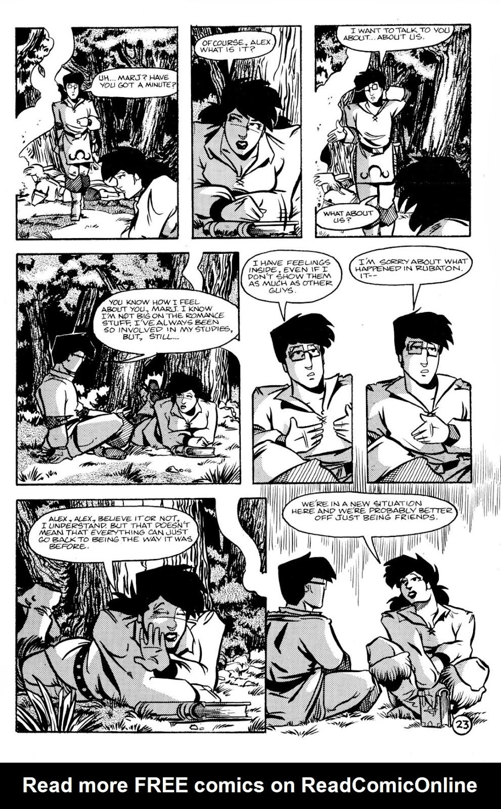 The Realm (1986) issue 8 - Page 25
