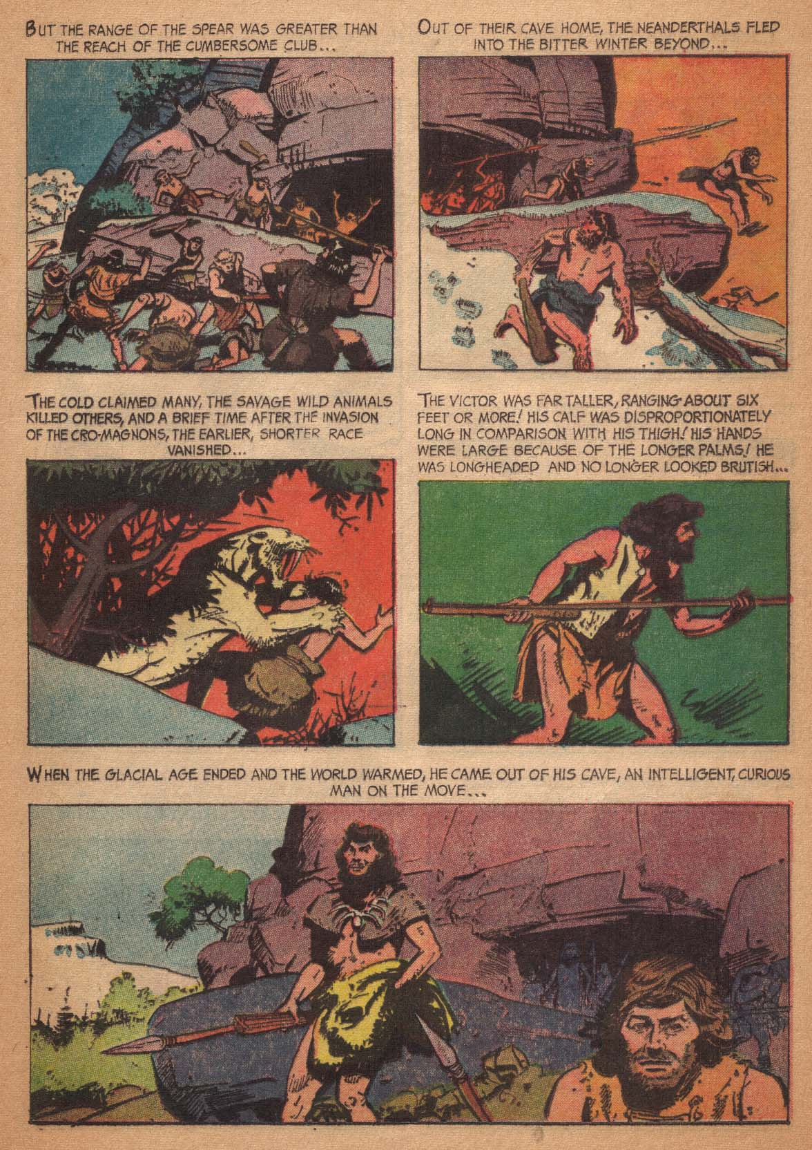 Read online Turok, Son of Stone comic -  Issue #47 - 21