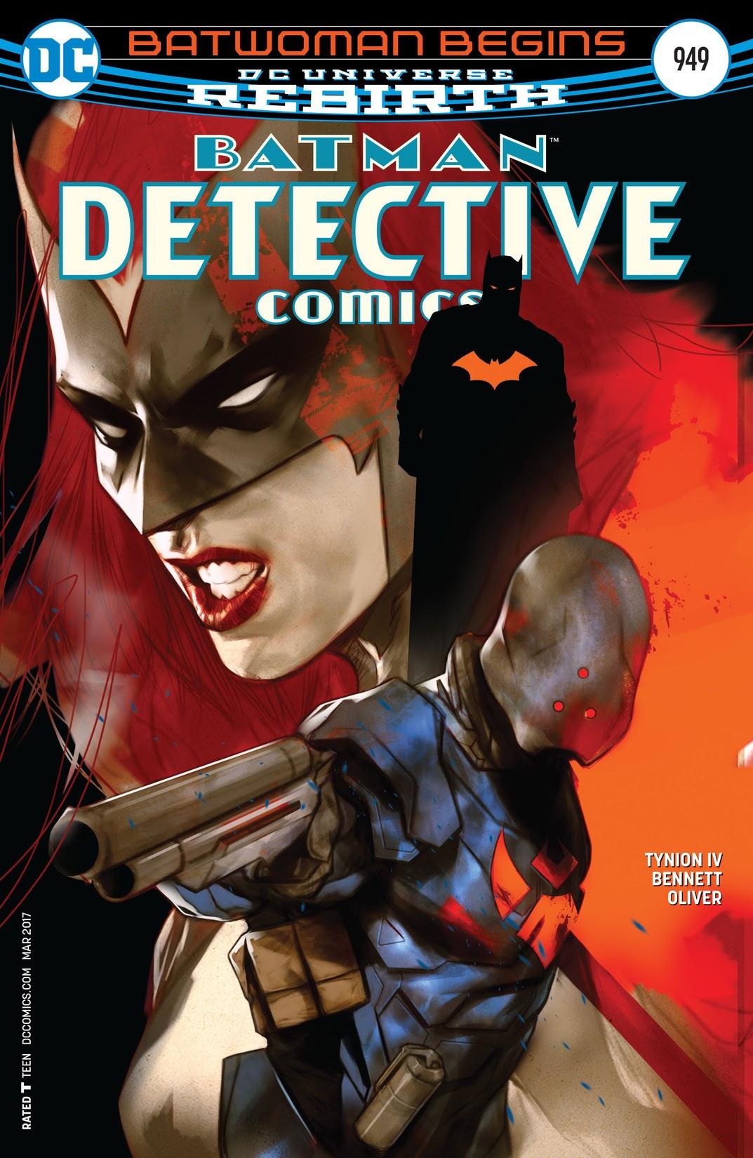 Detective Comics (1937) 949 Page 1