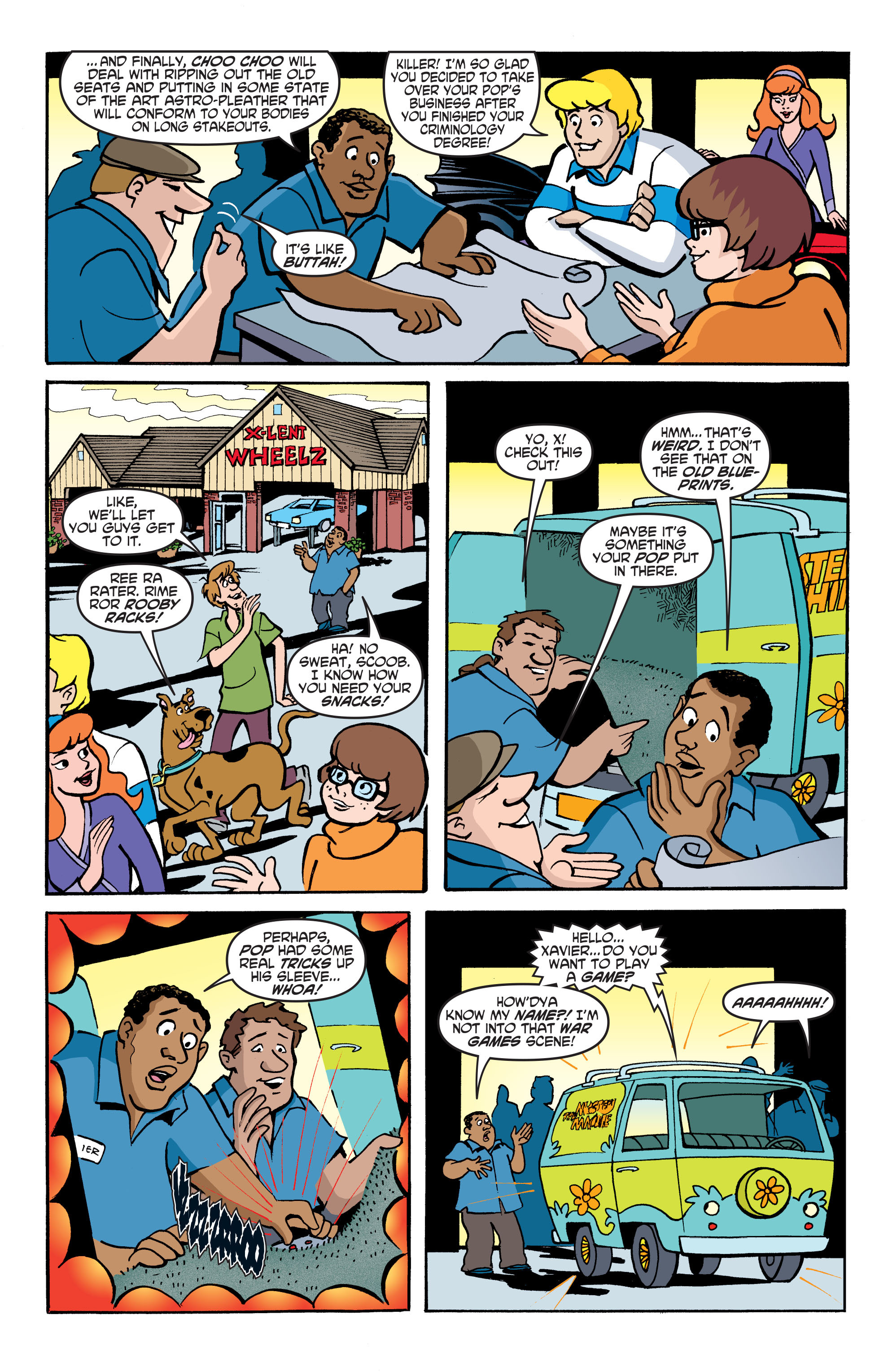 Read online Scooby-Doo: Where Are You? comic -  Issue #68 - 13