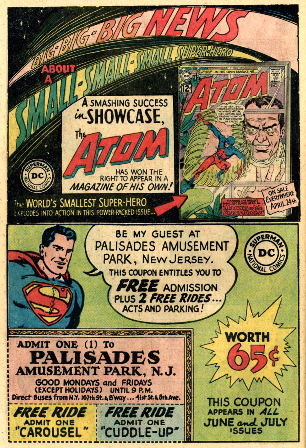 Read online Action Comics (1938) comic -  Issue #289 - 32