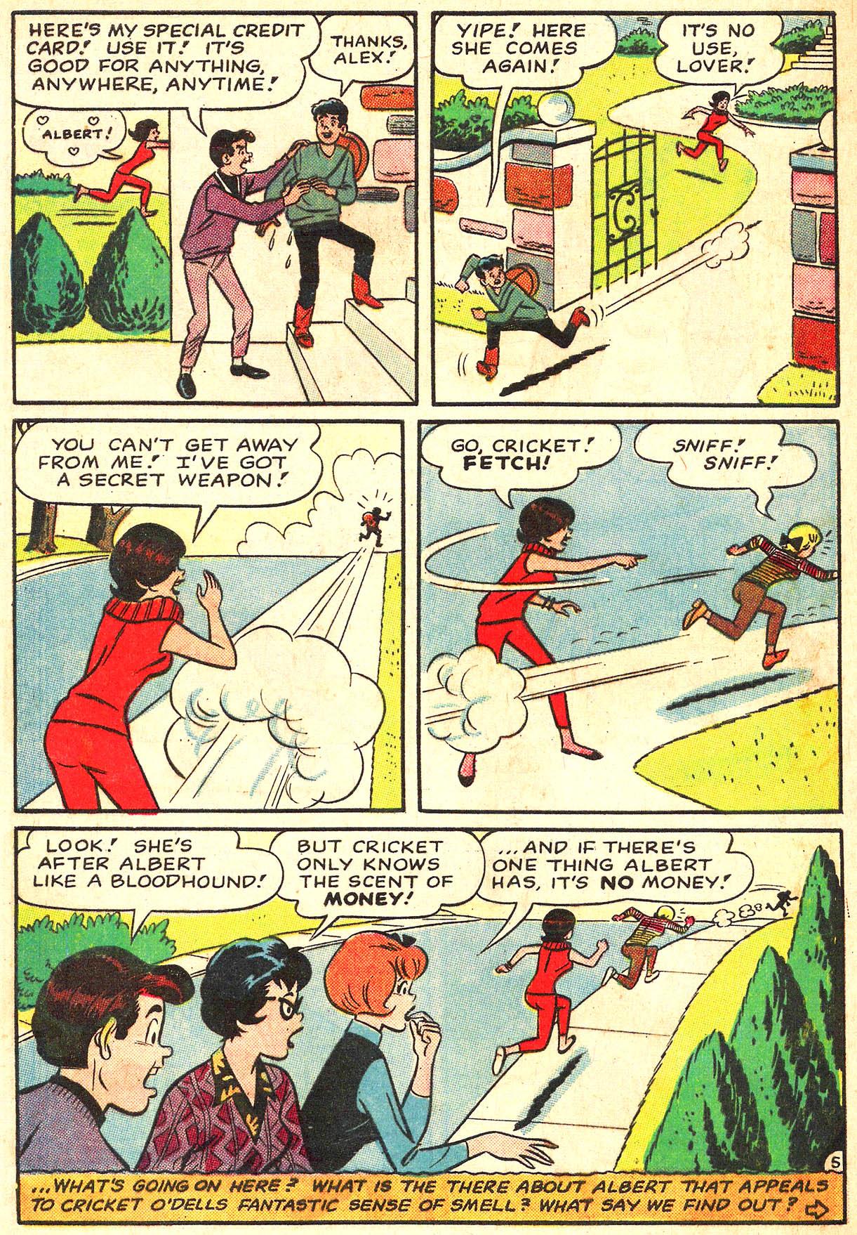 Read online She's Josie comic -  Issue #12 - 24