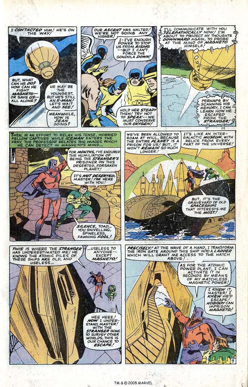 Uncanny X-Men (1963) issue 70 - Page 35