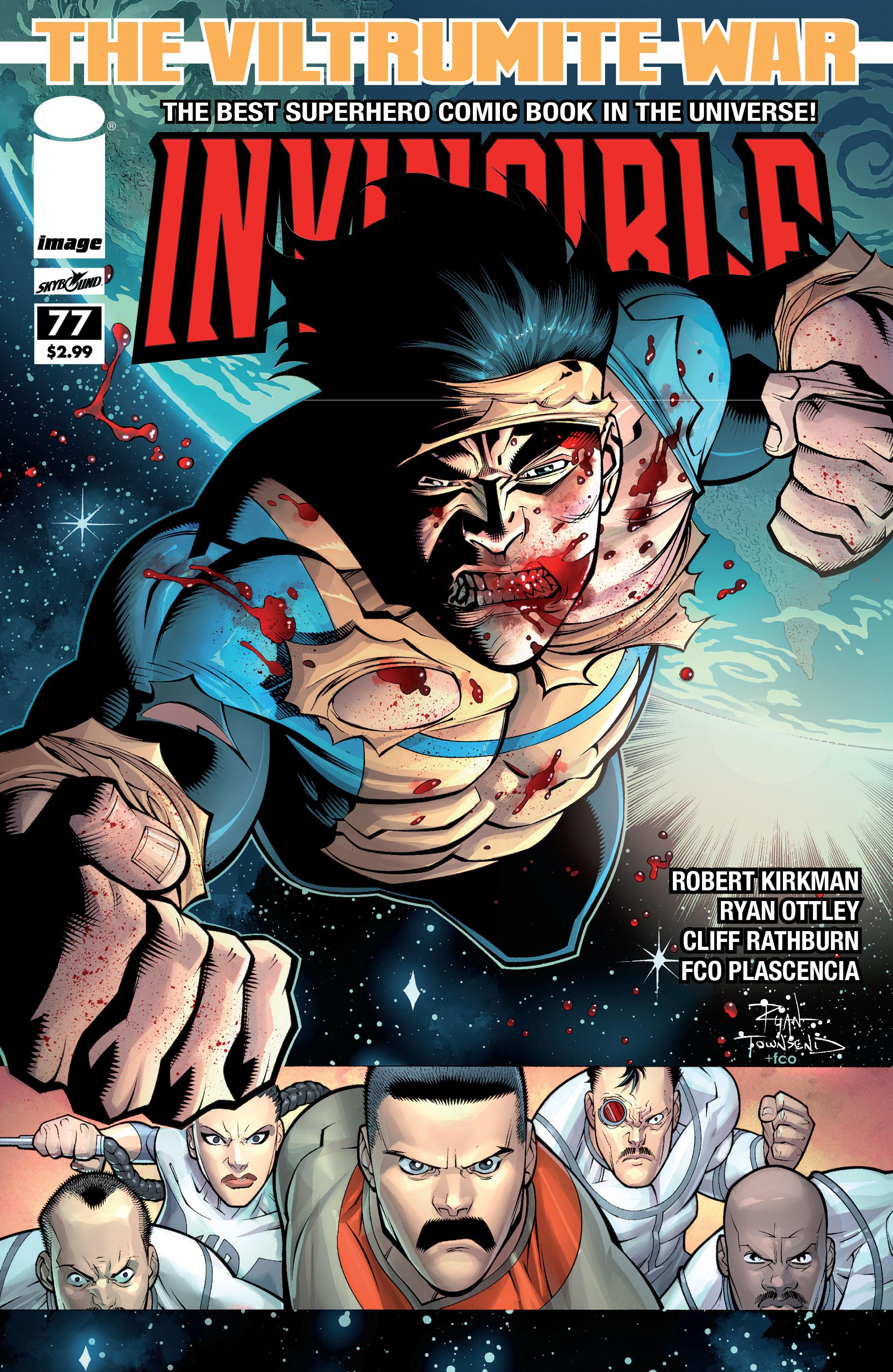 Invincible 77 Page 1
