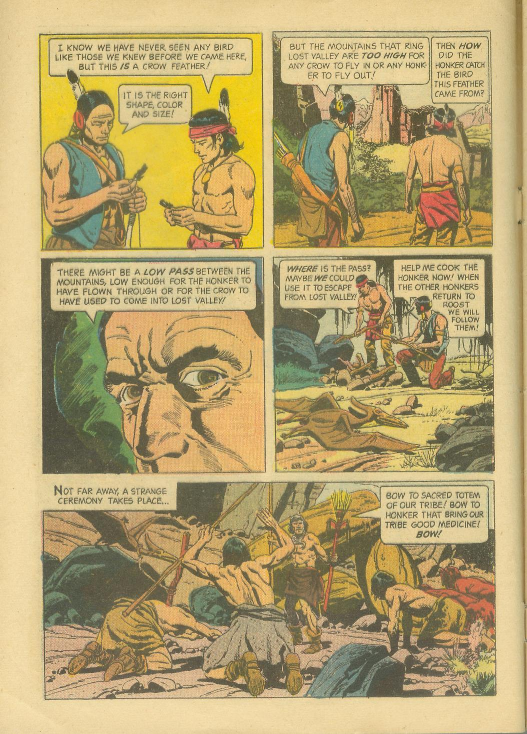 Read online Turok, Son of Stone comic -  Issue #30 - 4