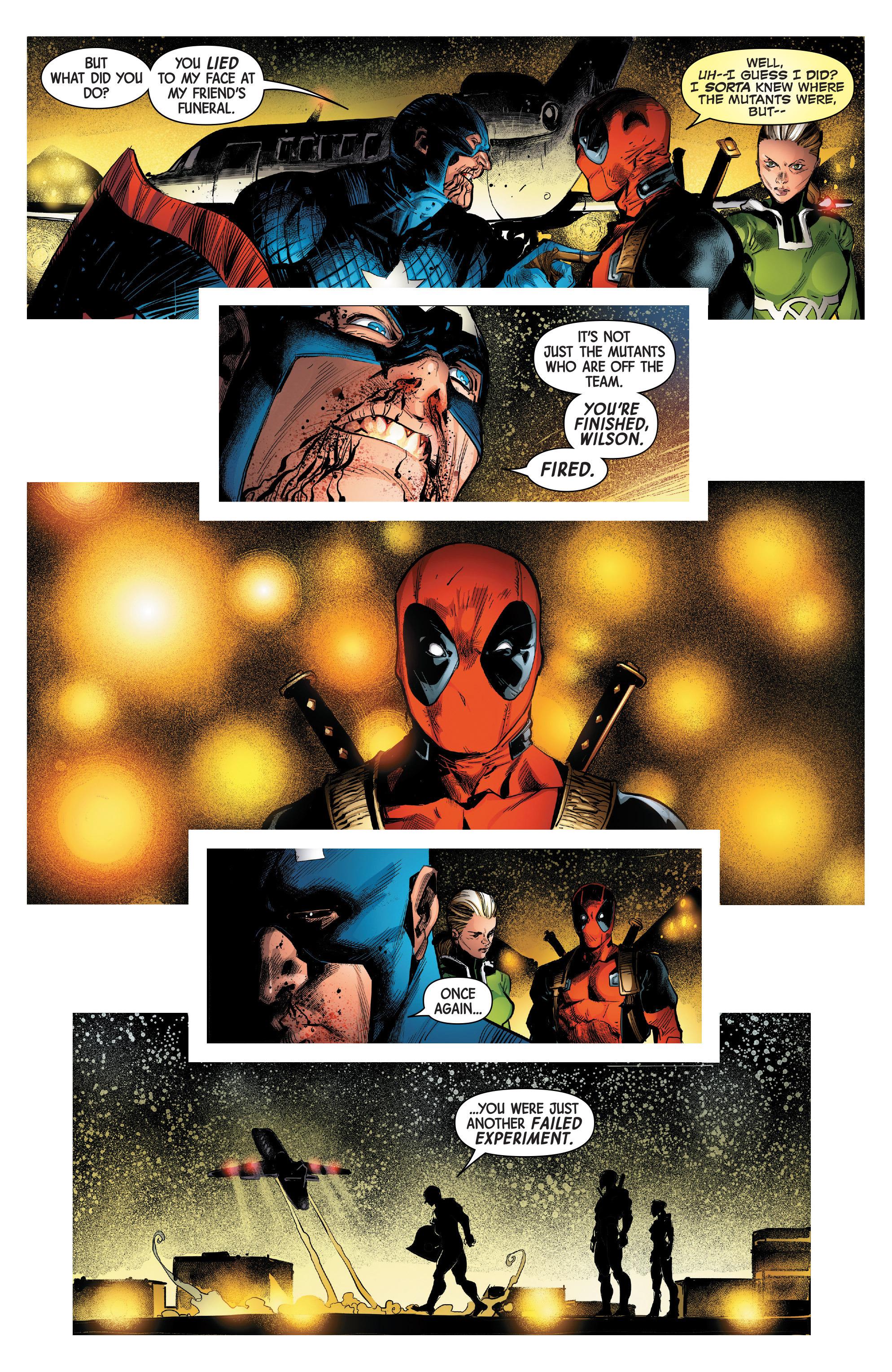 Read online Uncanny Avengers [II] comic -  Issue #14 - 16