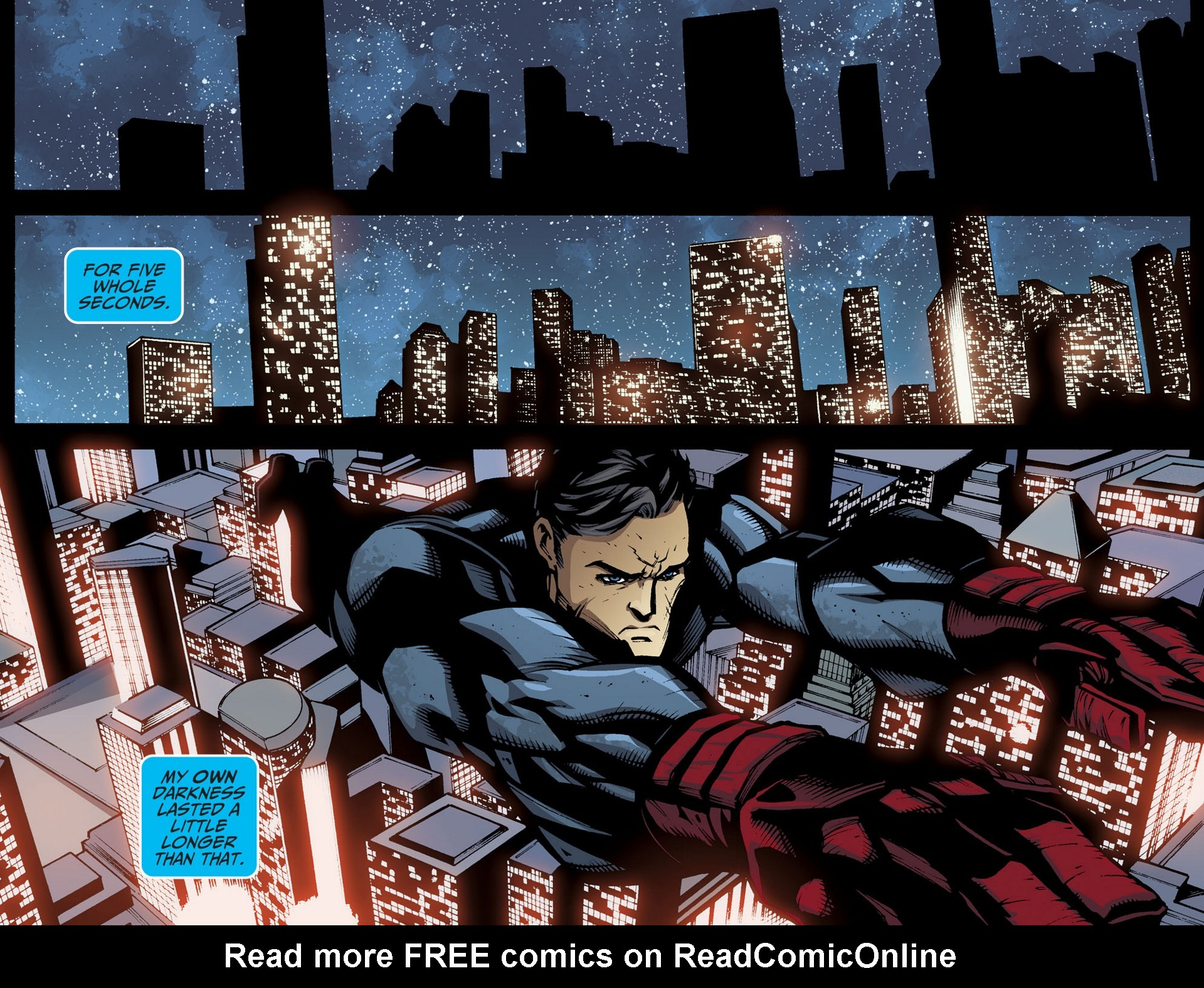 Read online Adventures of Superman [I] comic -  Issue #36 - 8