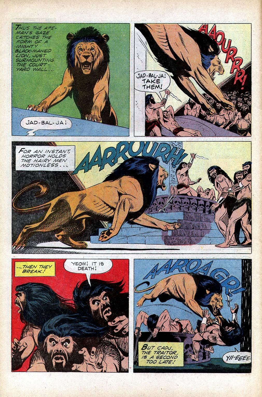 Tarzan (1962) issue 173 - Page 6