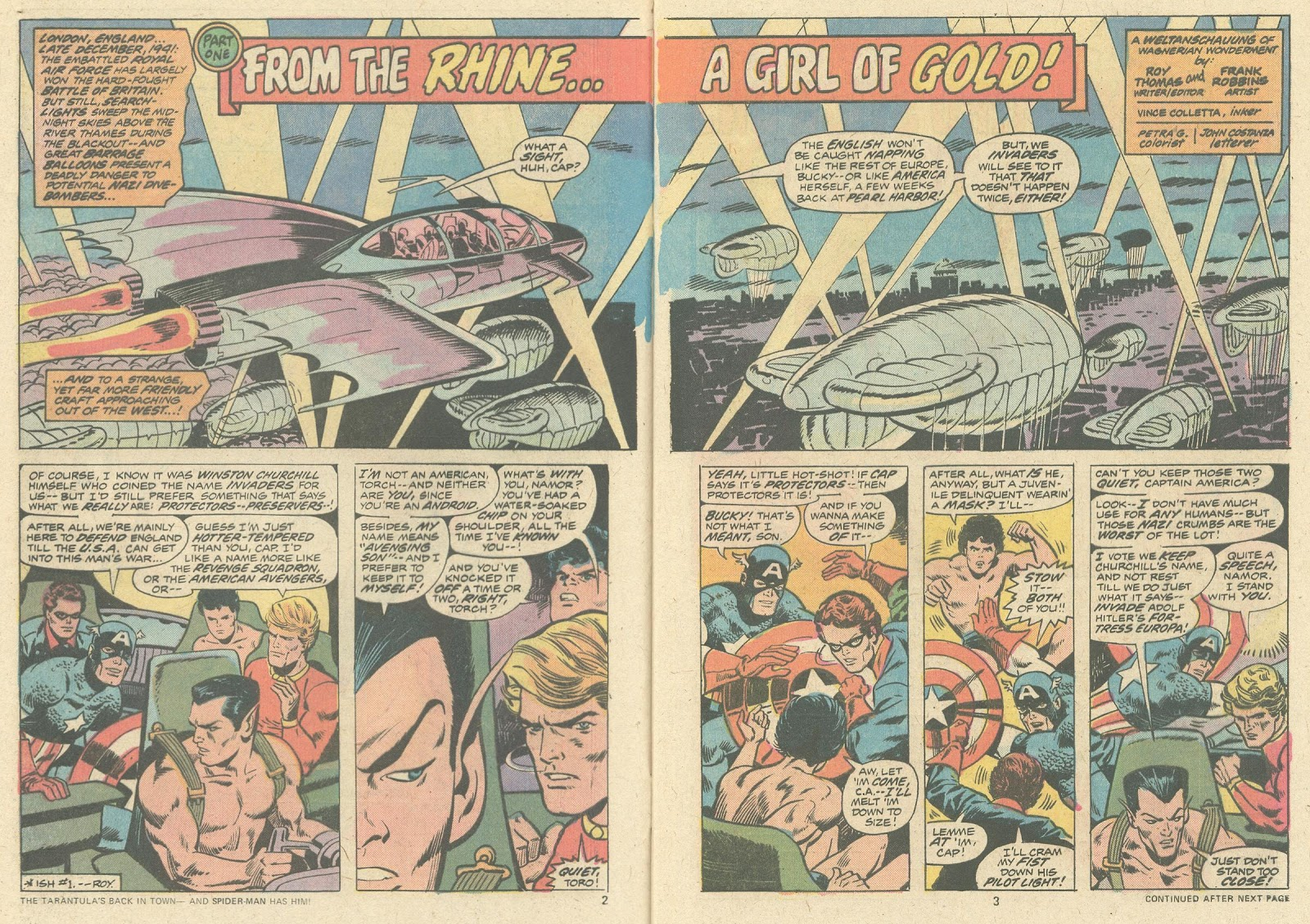 The Invaders (1975) issue 1 - Page 3