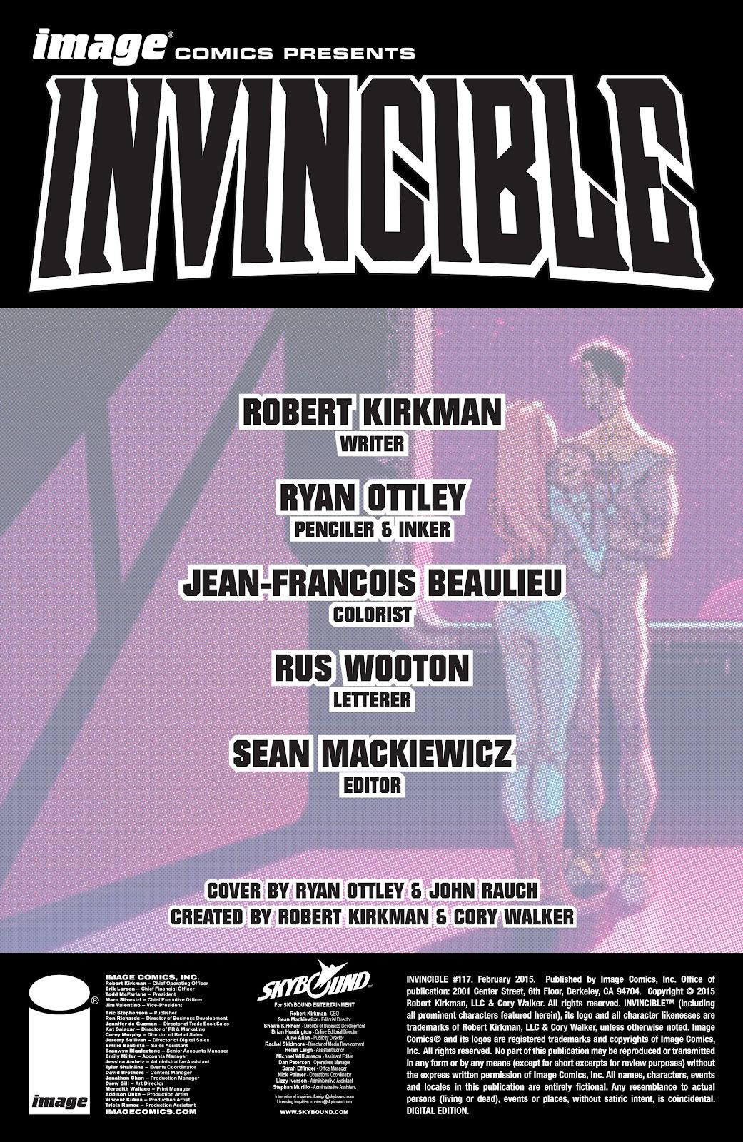 Invincible (2003) 117 Page 2