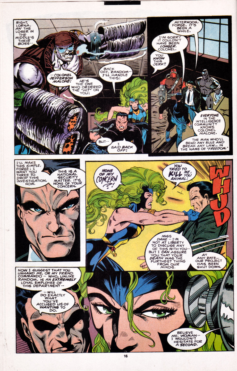 Read online X-Factor (1986) comic -  Issue #102 - 13